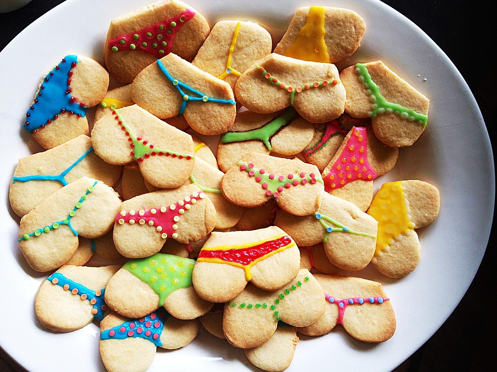 печенье своими руками рецепты с фото всё