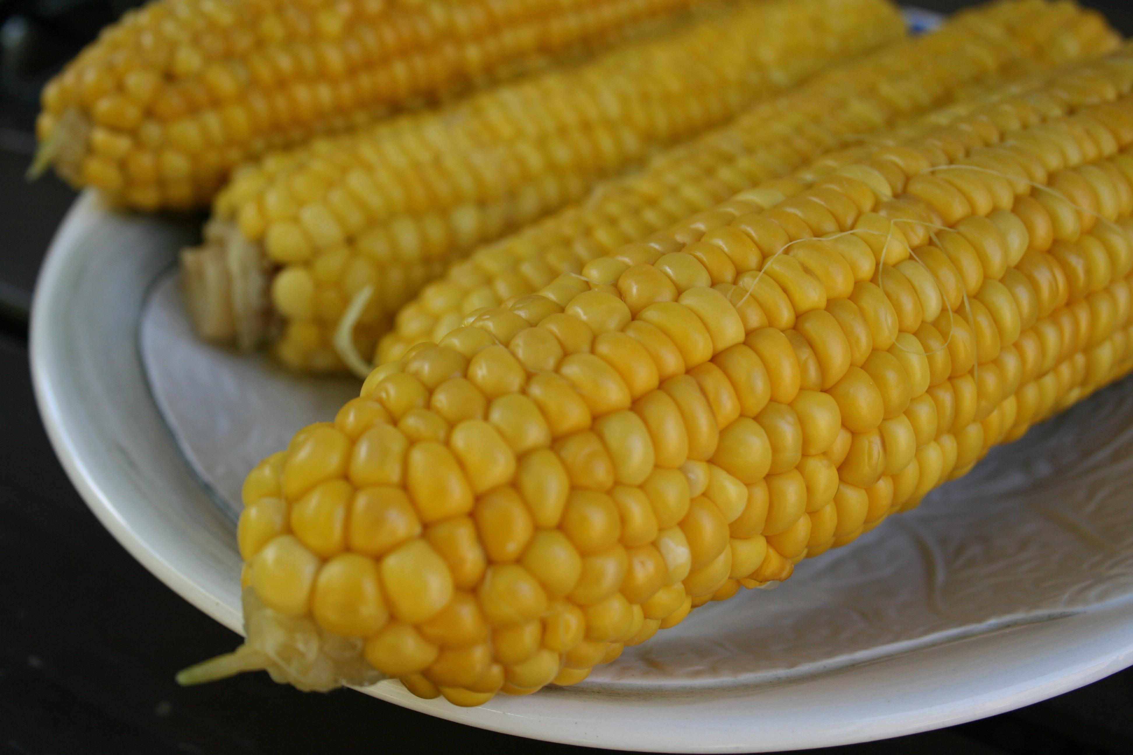 Сладкая кукуруза как приготовить