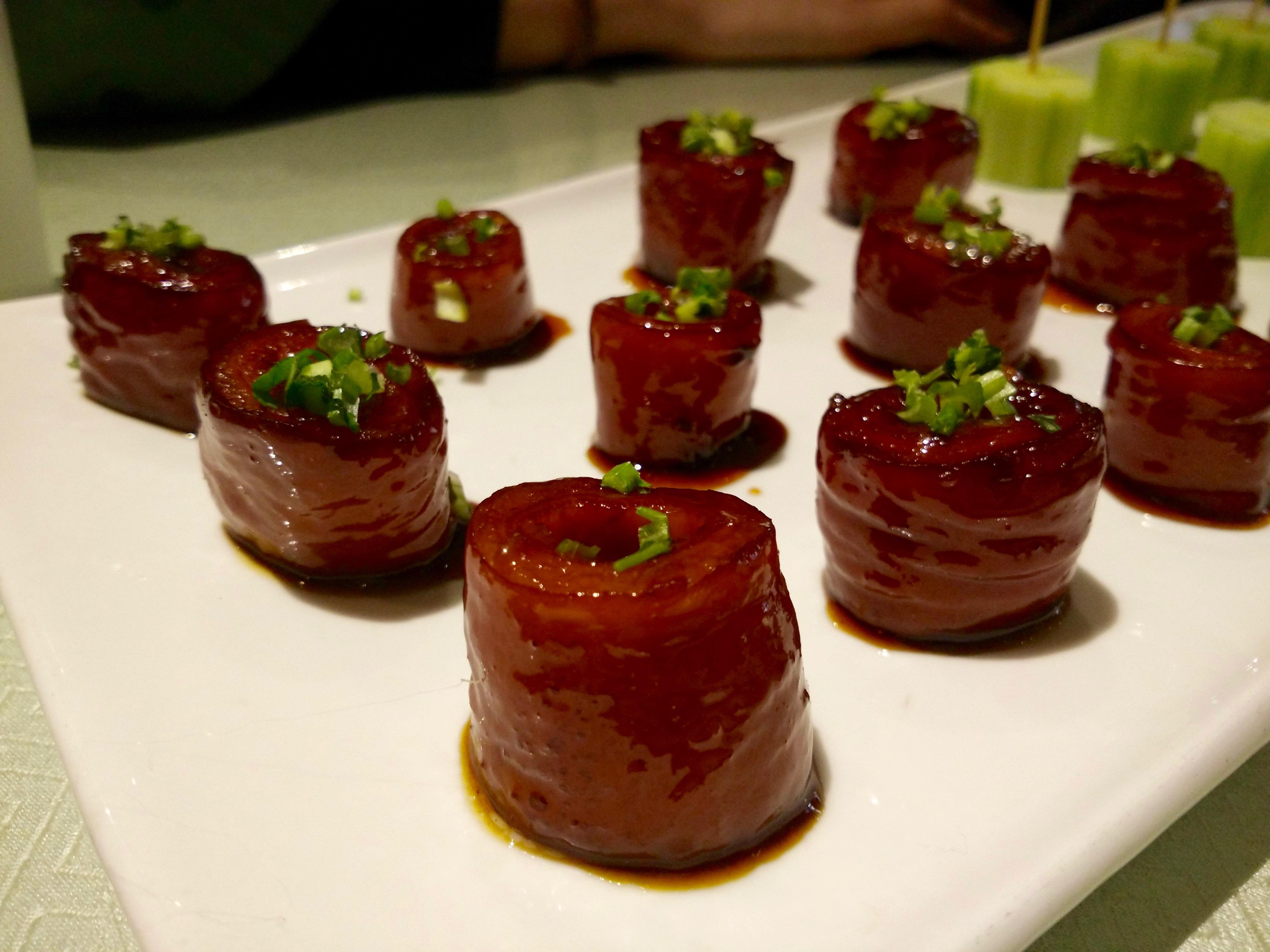 Gratis billeder fad m ltid mad fremstille dessert for Canape hors d oeuvres difference