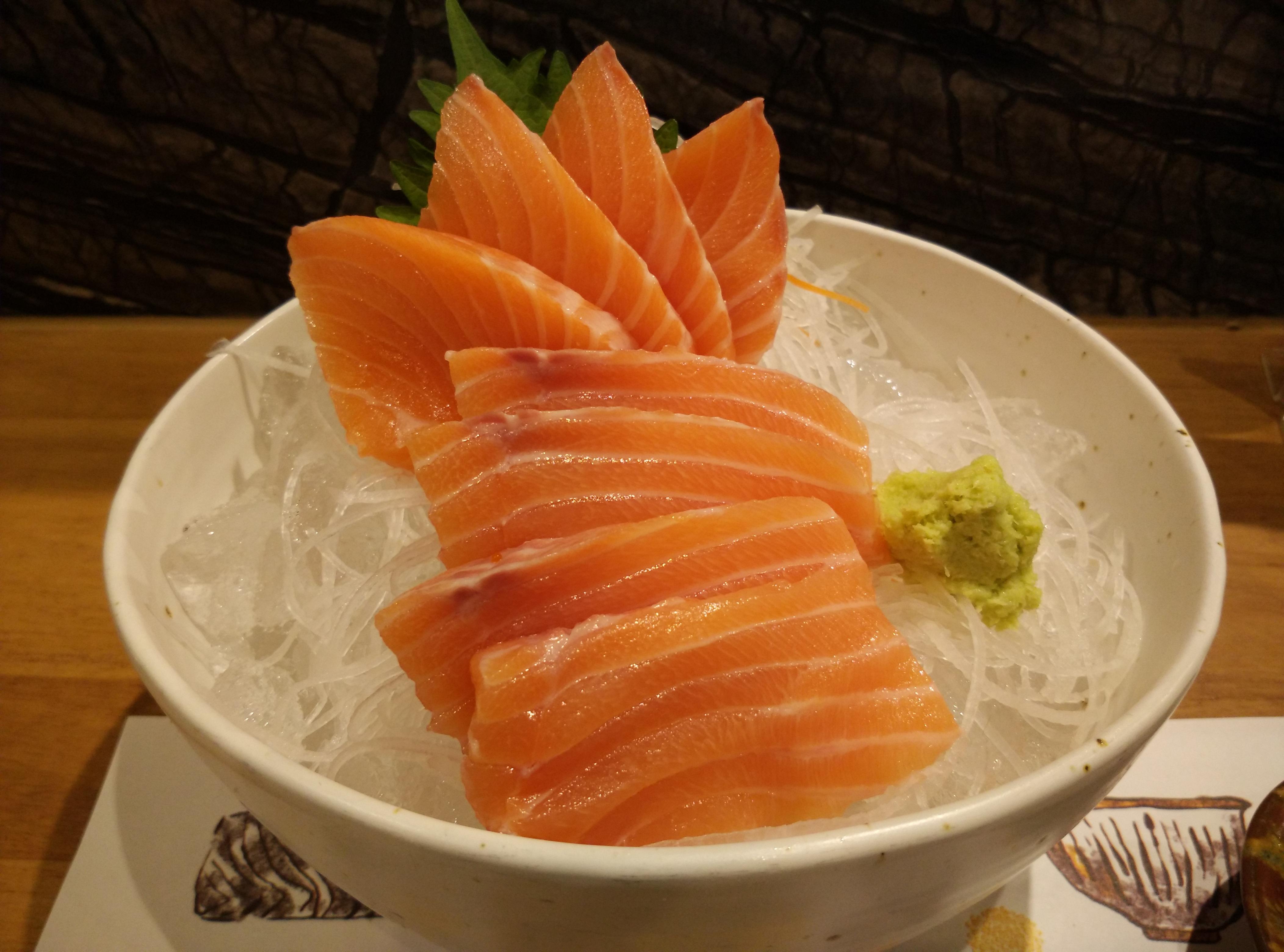 Images gratuites plat repas aliments produire frais for Poisson japonais nourriture