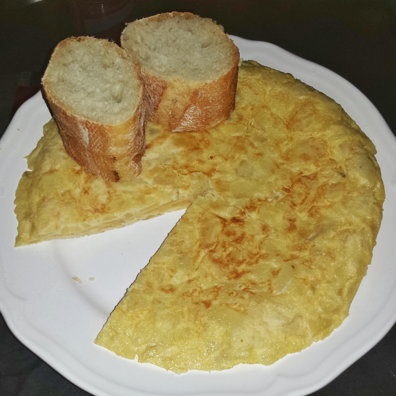 İspanyol Omleti-Tortilla De Patatas