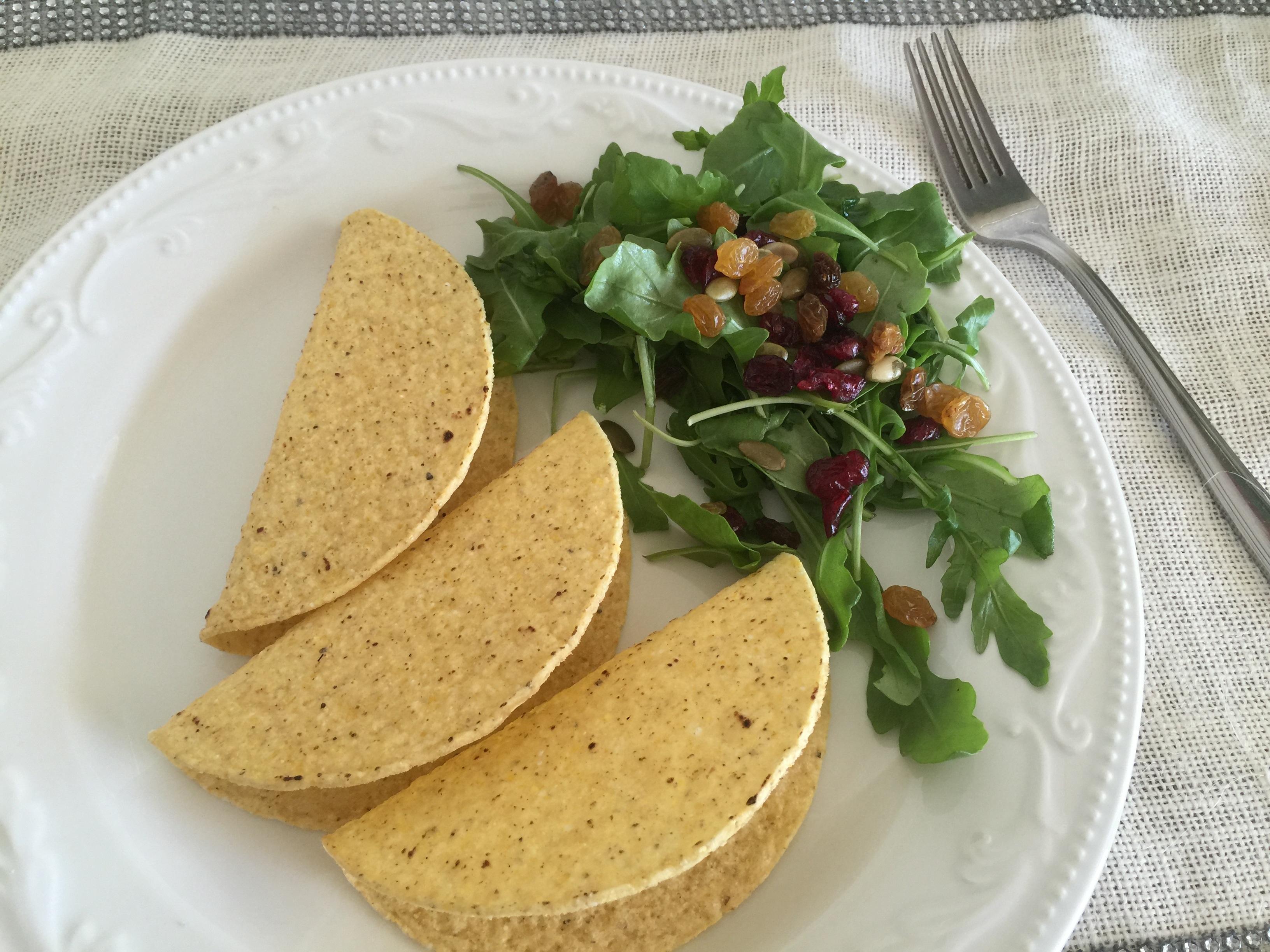 Enerji veren sebzeli salata tarifi