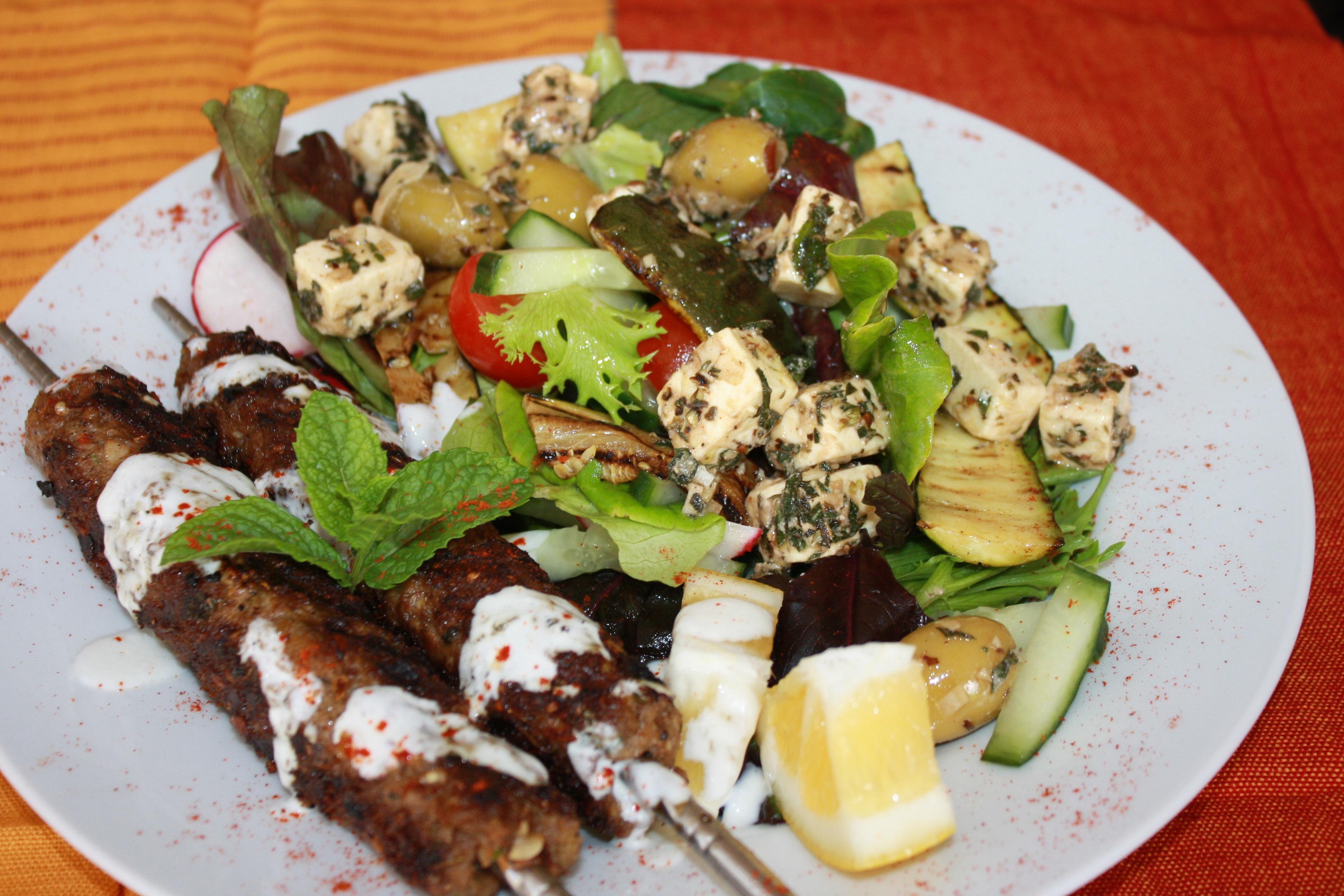 Images gratuites plat repas aliments m diterran en - Cuisine turc traditionnel ...