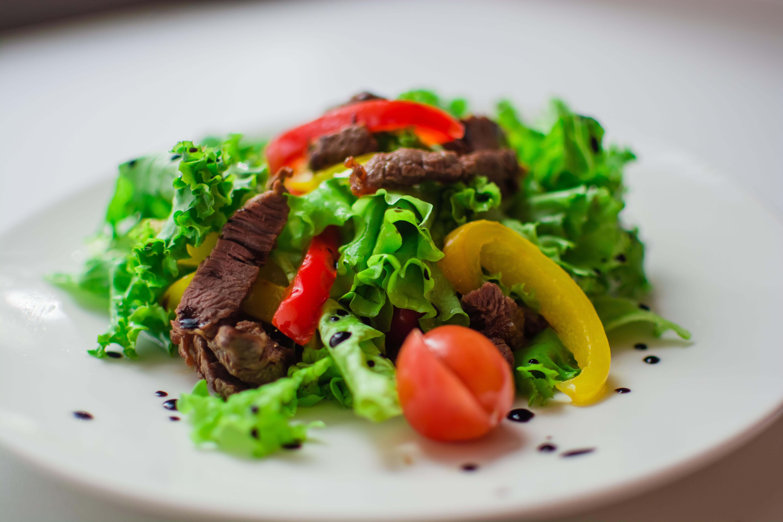 Салат из мясо говядины рецепт