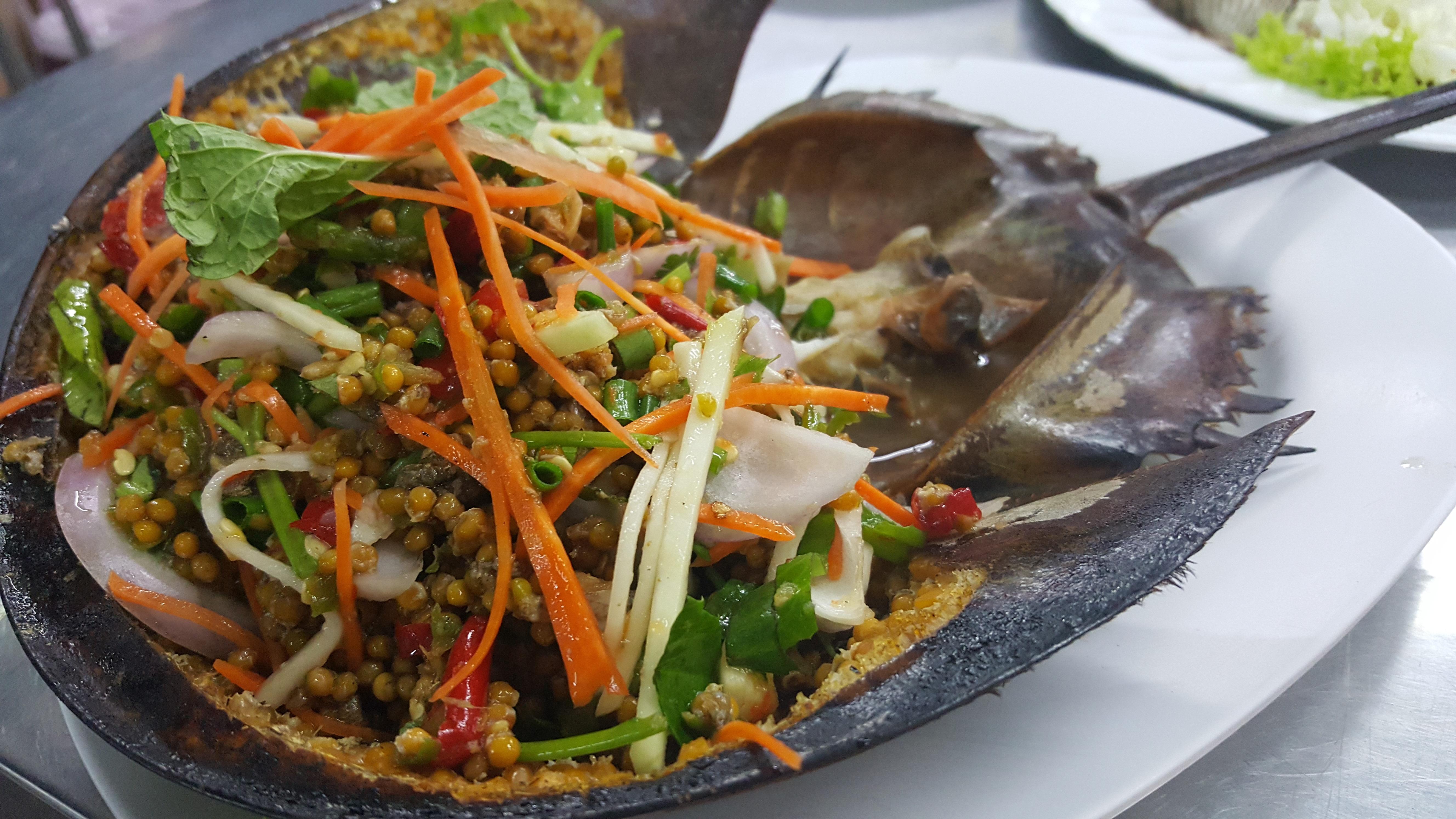 Gambar Hidangan Makan Makanan Laut Ikan Masakan Lezat