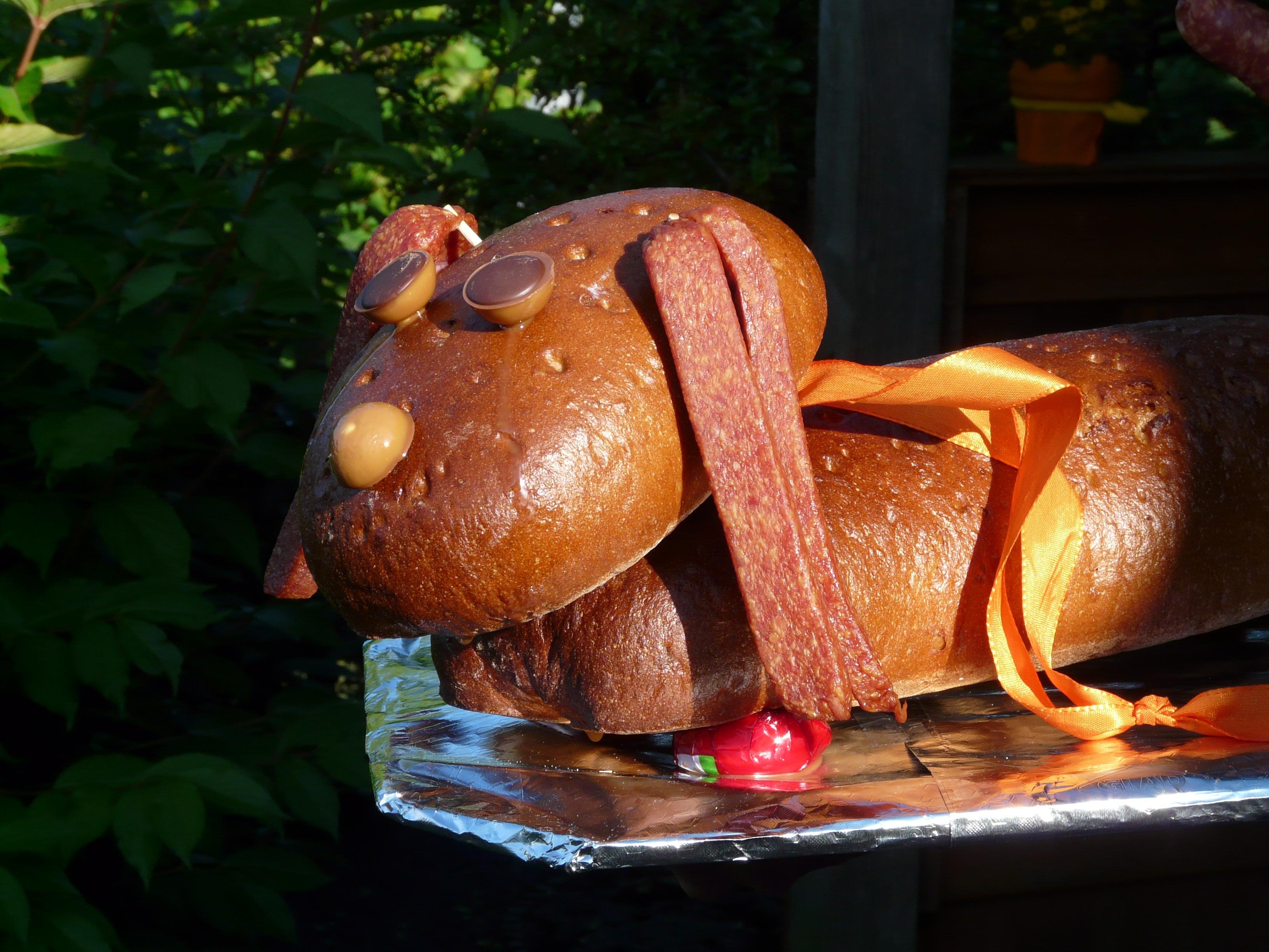 Kostenlose foto : Hund, Geschenk, Lebensmittel, Teller, Fleisch ...