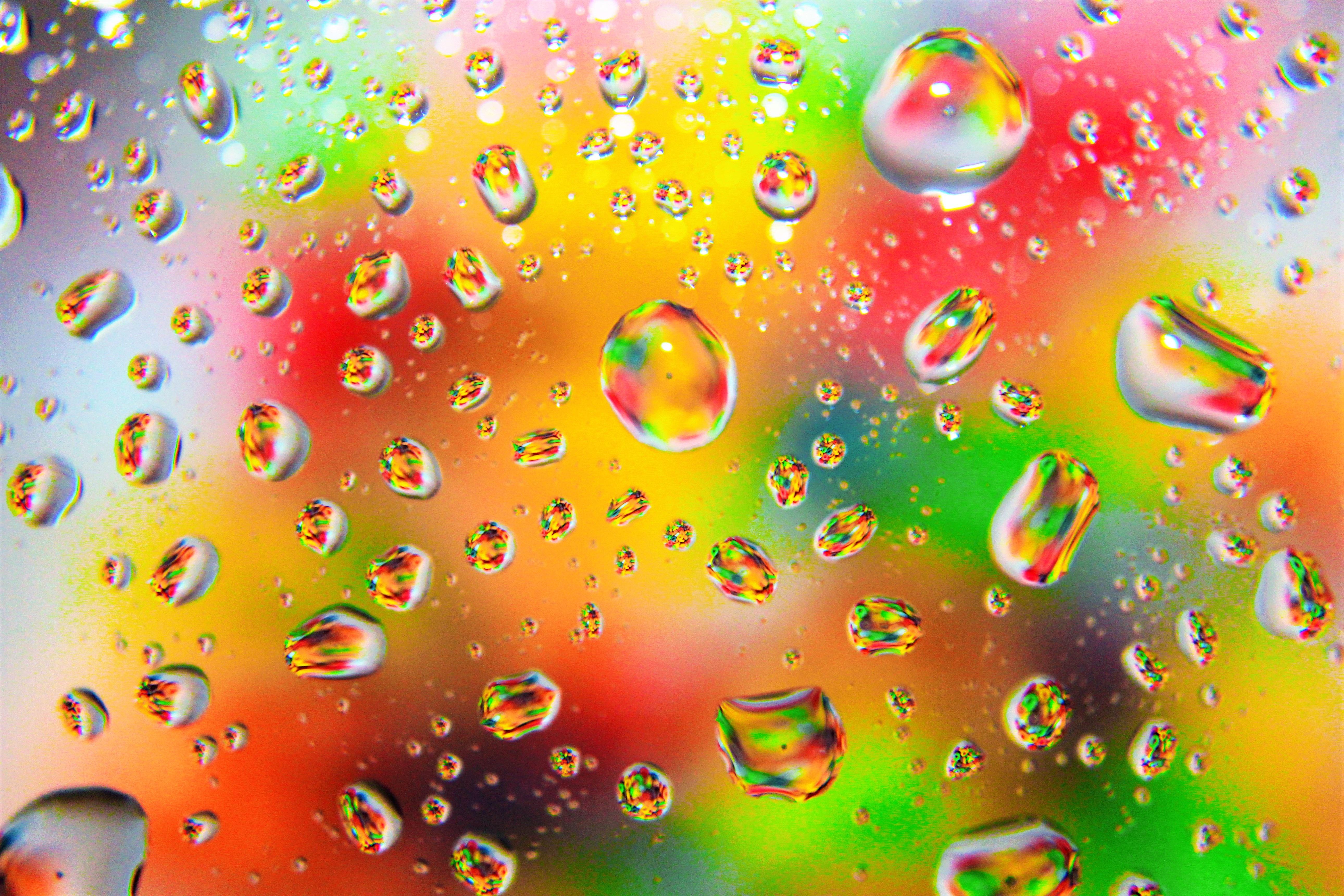 Gambar Wallpaper Warna Pelangi Gudang Wallpaper