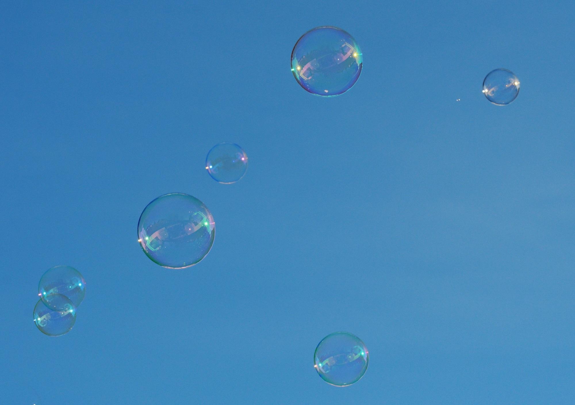 Картинки пузырьков для фото