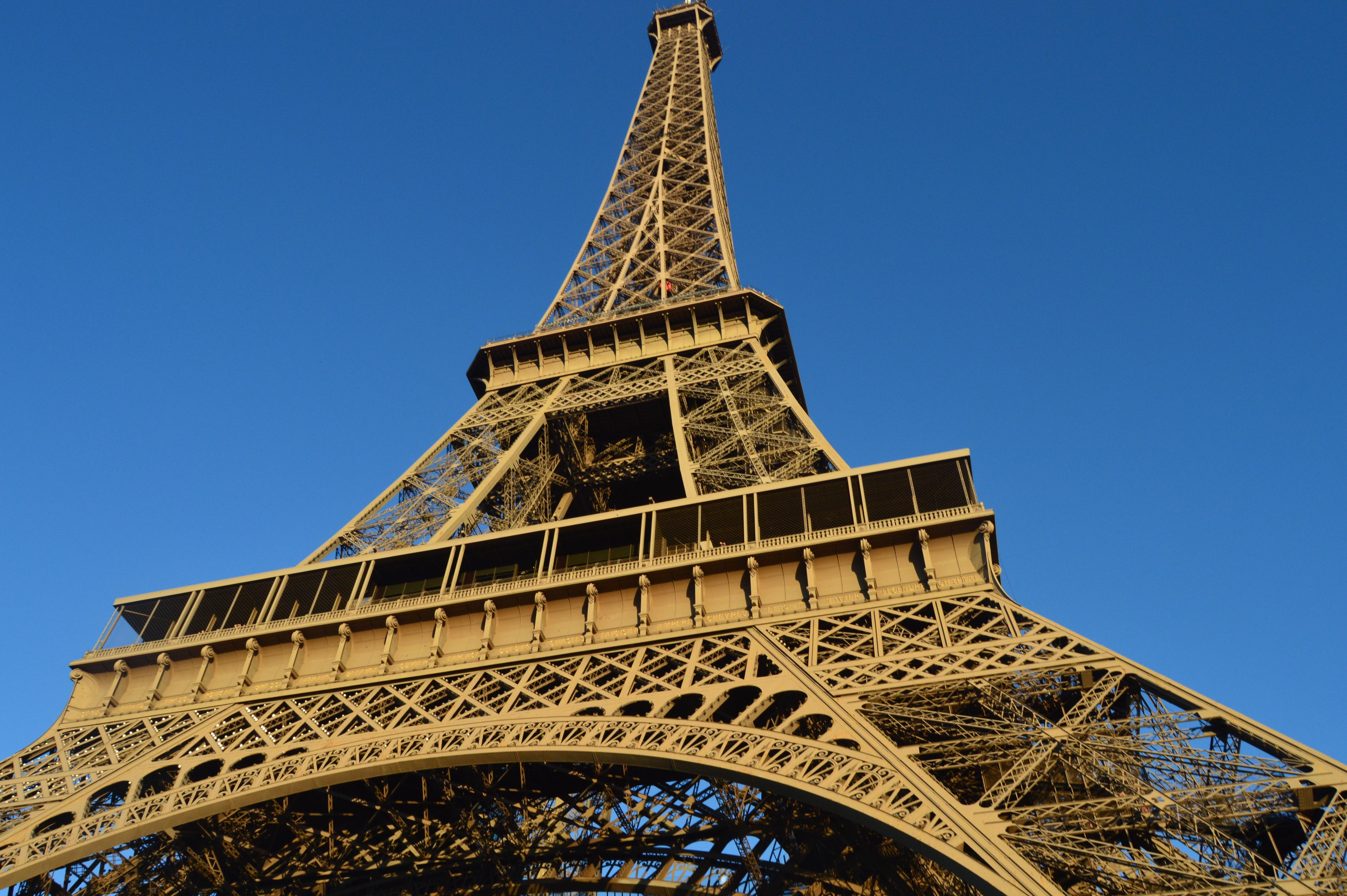 Images gratuites tour eiffel paris monument la tour - Images tour eiffel gratuites ...