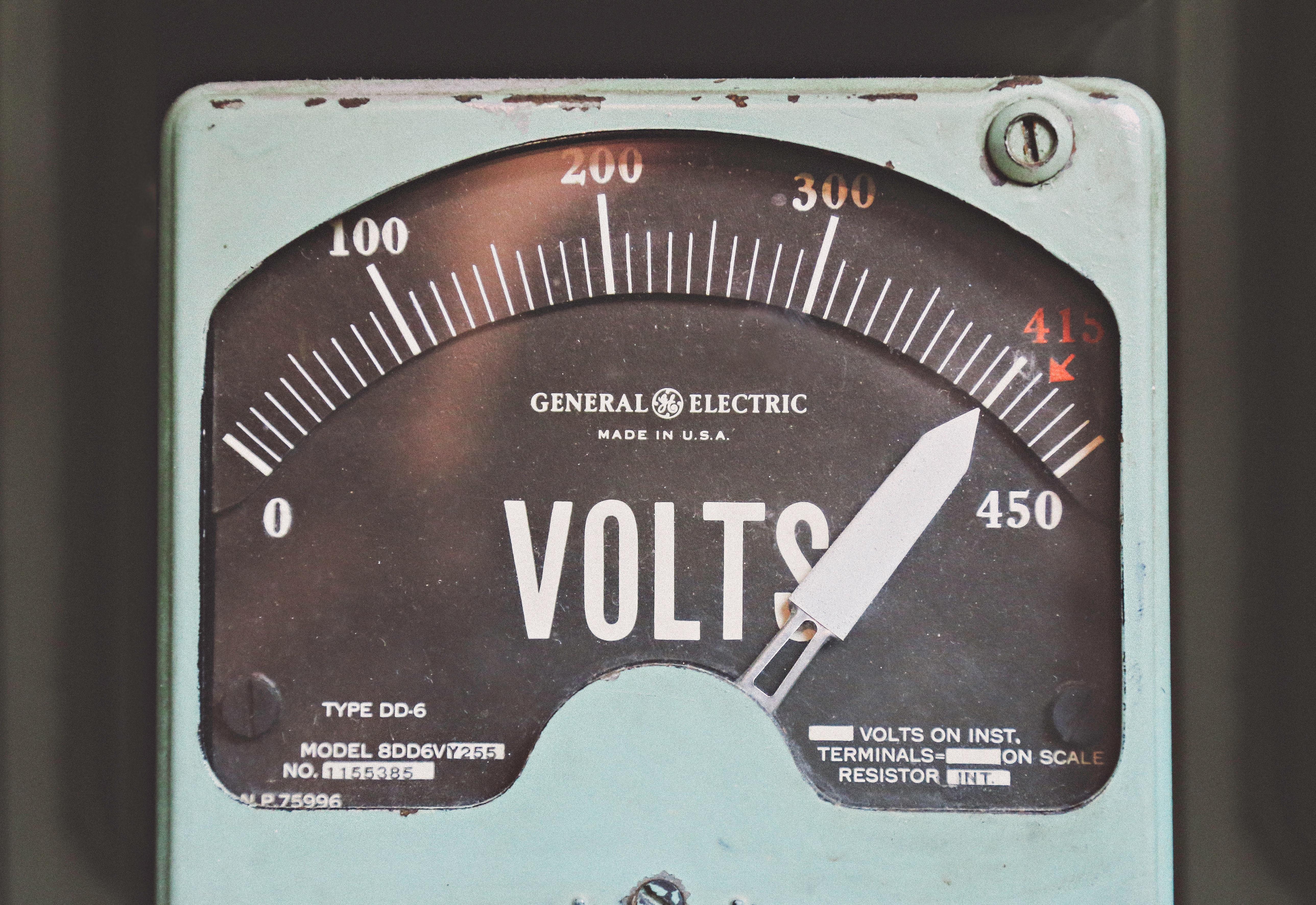 Free Images : electrical, meter, gadget, gauge, electricity, volt ...