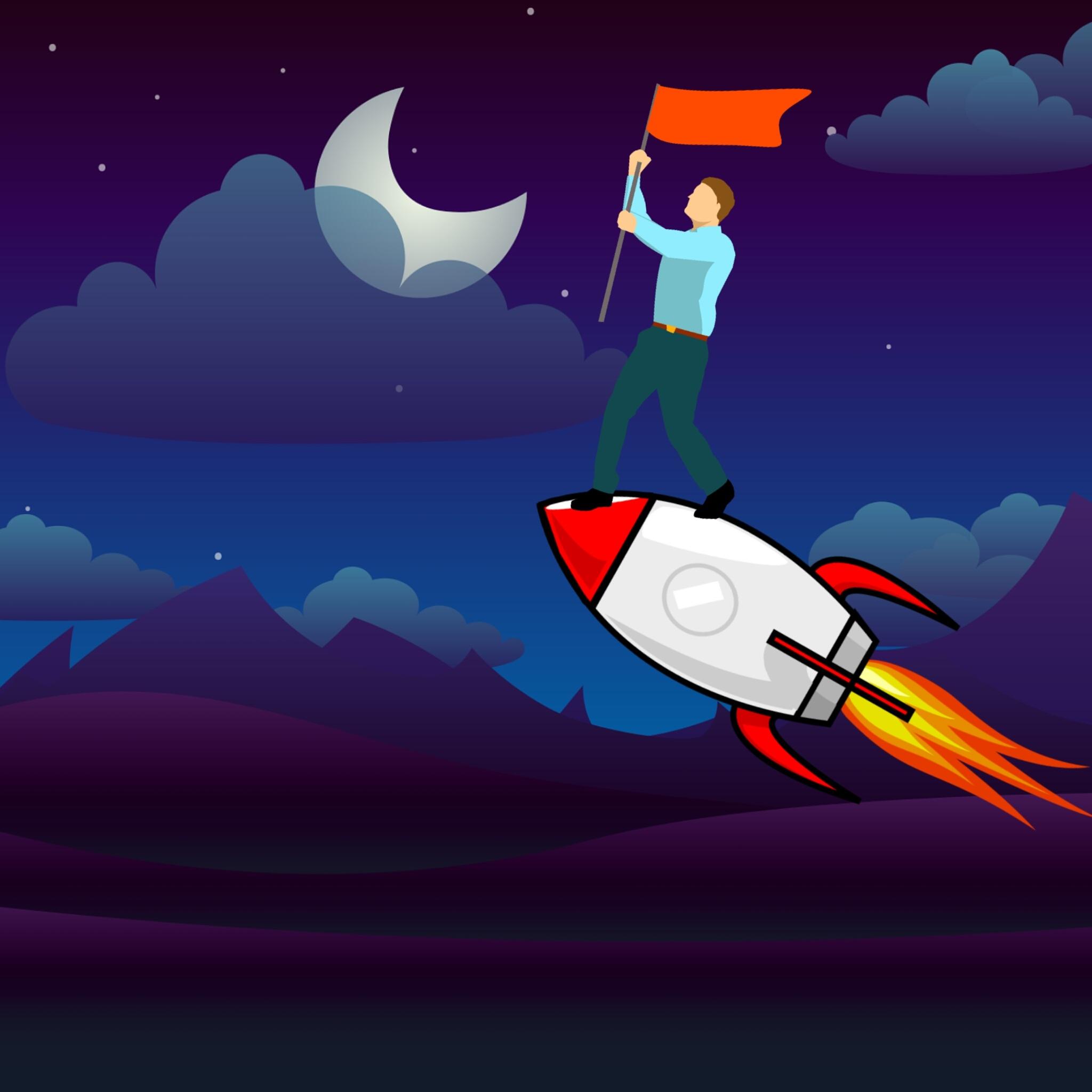 Kostenlose foto : Unternehmer, Geschäft, Rakete, Anfang, Karriere ...