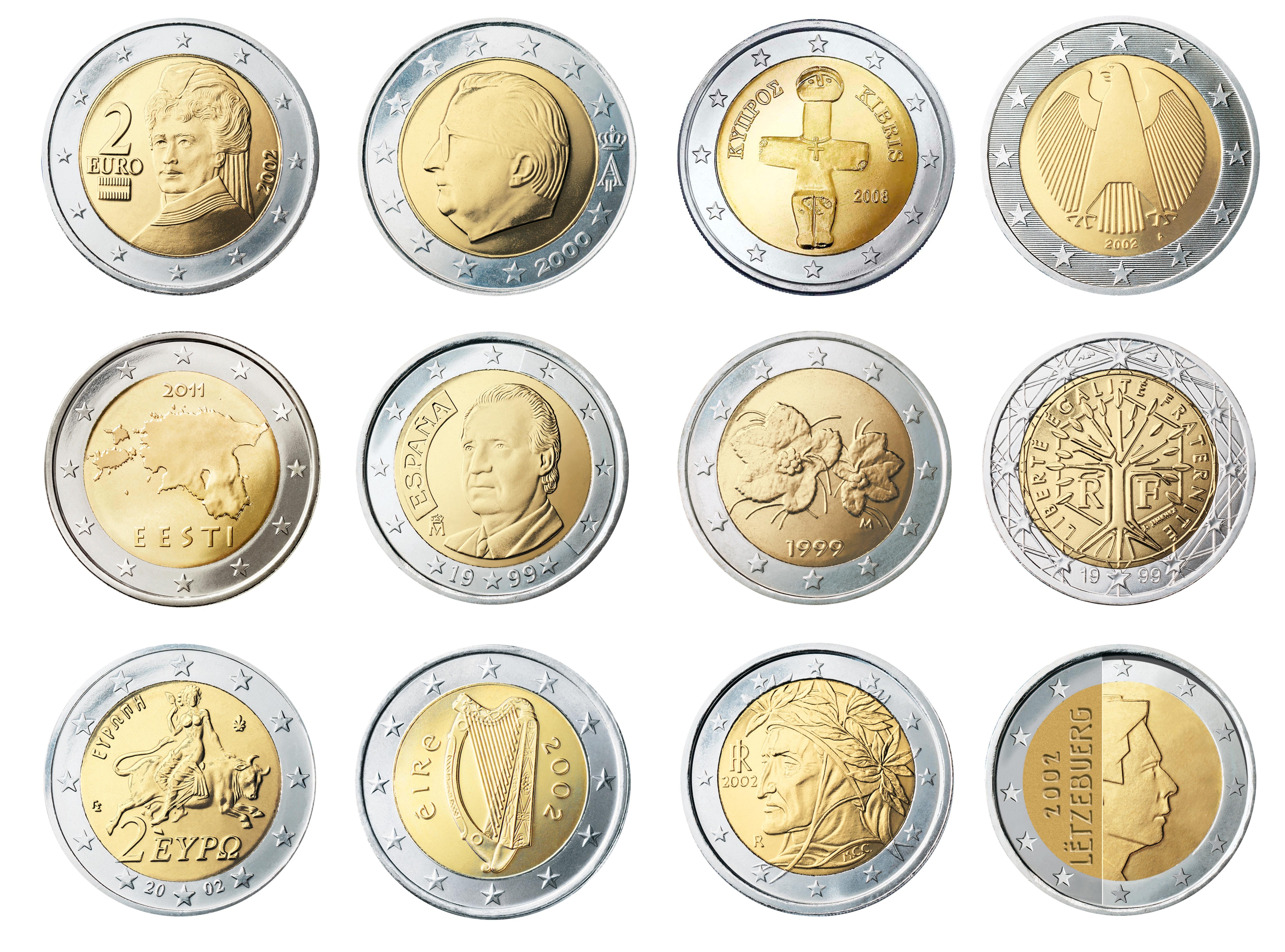 Bakgrundsbilder Europa Metall Pengar Företag Material