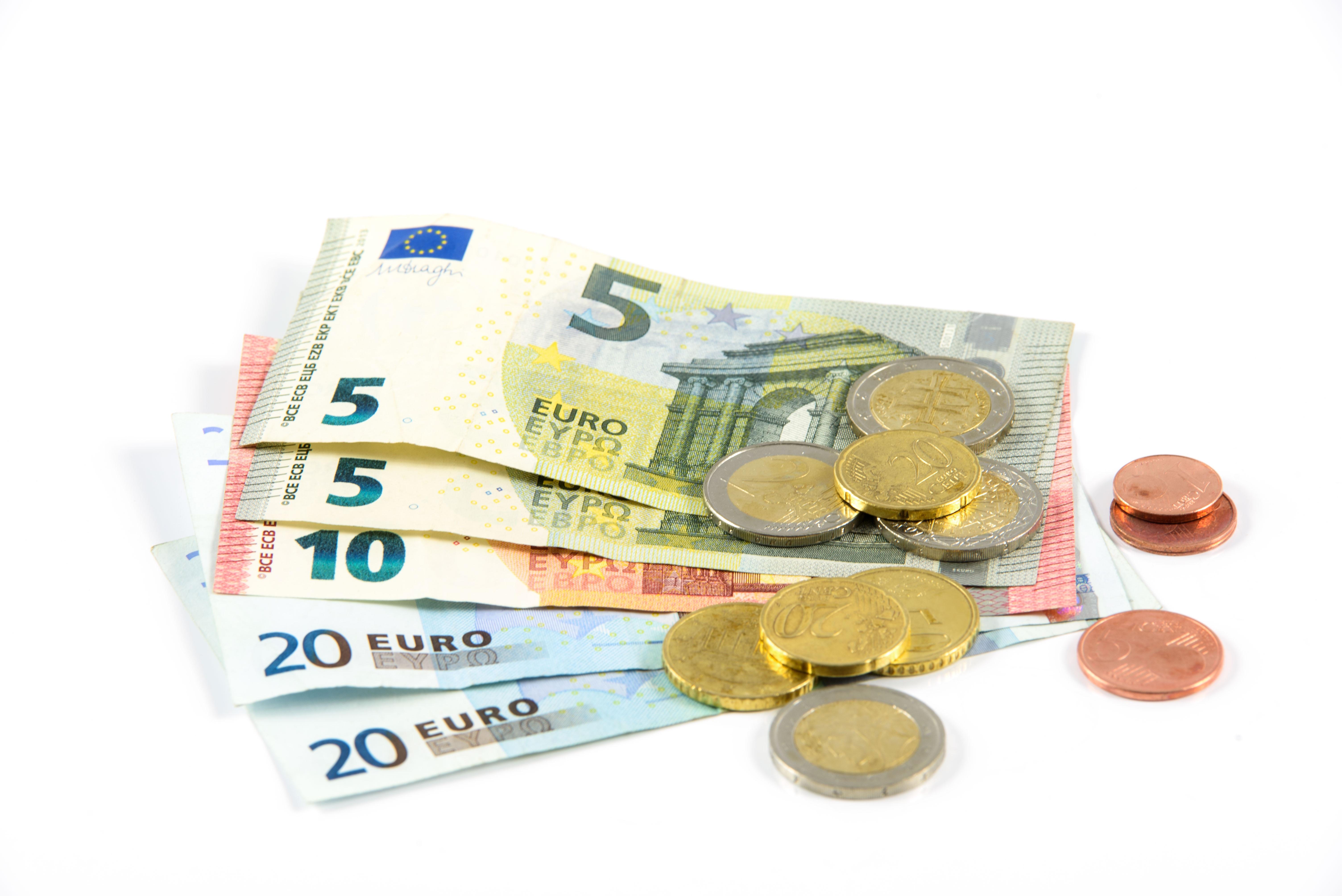 Cash Euro