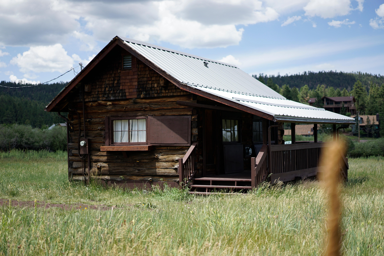 Fotos Gratis Granja Edificio Choza Rancho Casa De