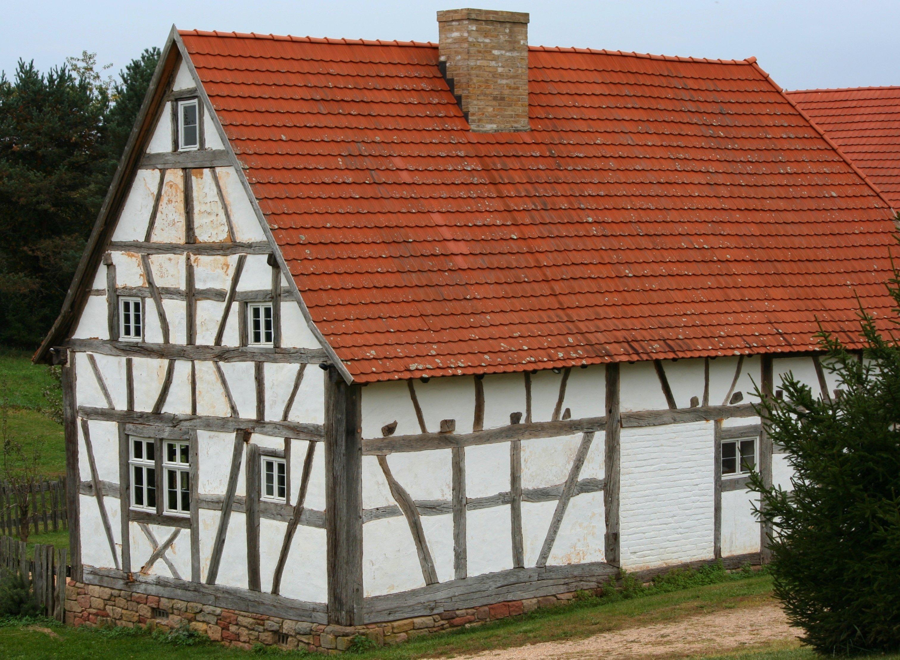традиционные немецкие дома фото видом экономической деятельности