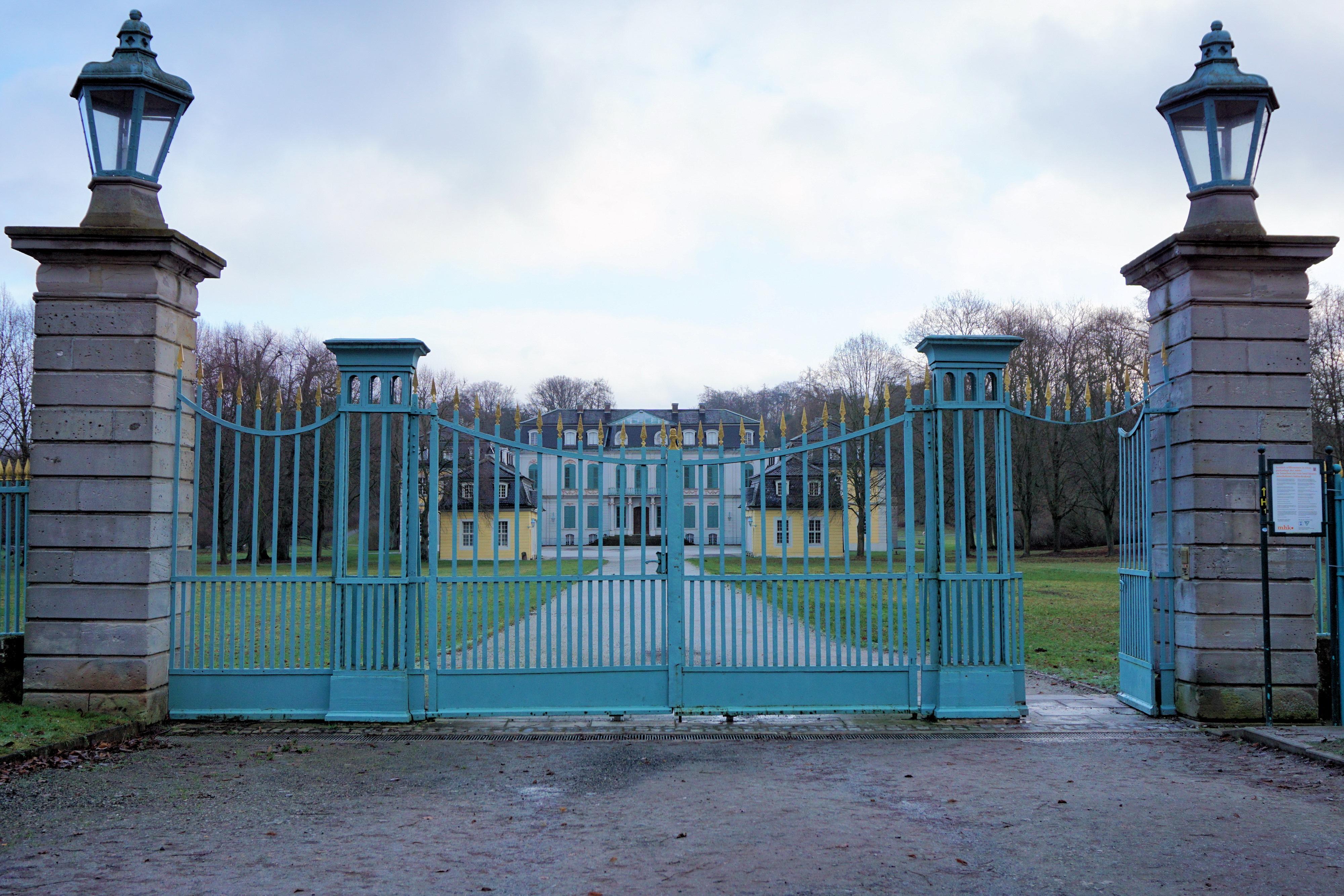 Kostenlose Foto Zaun Die Architektur Villa Gebaude Zuhause