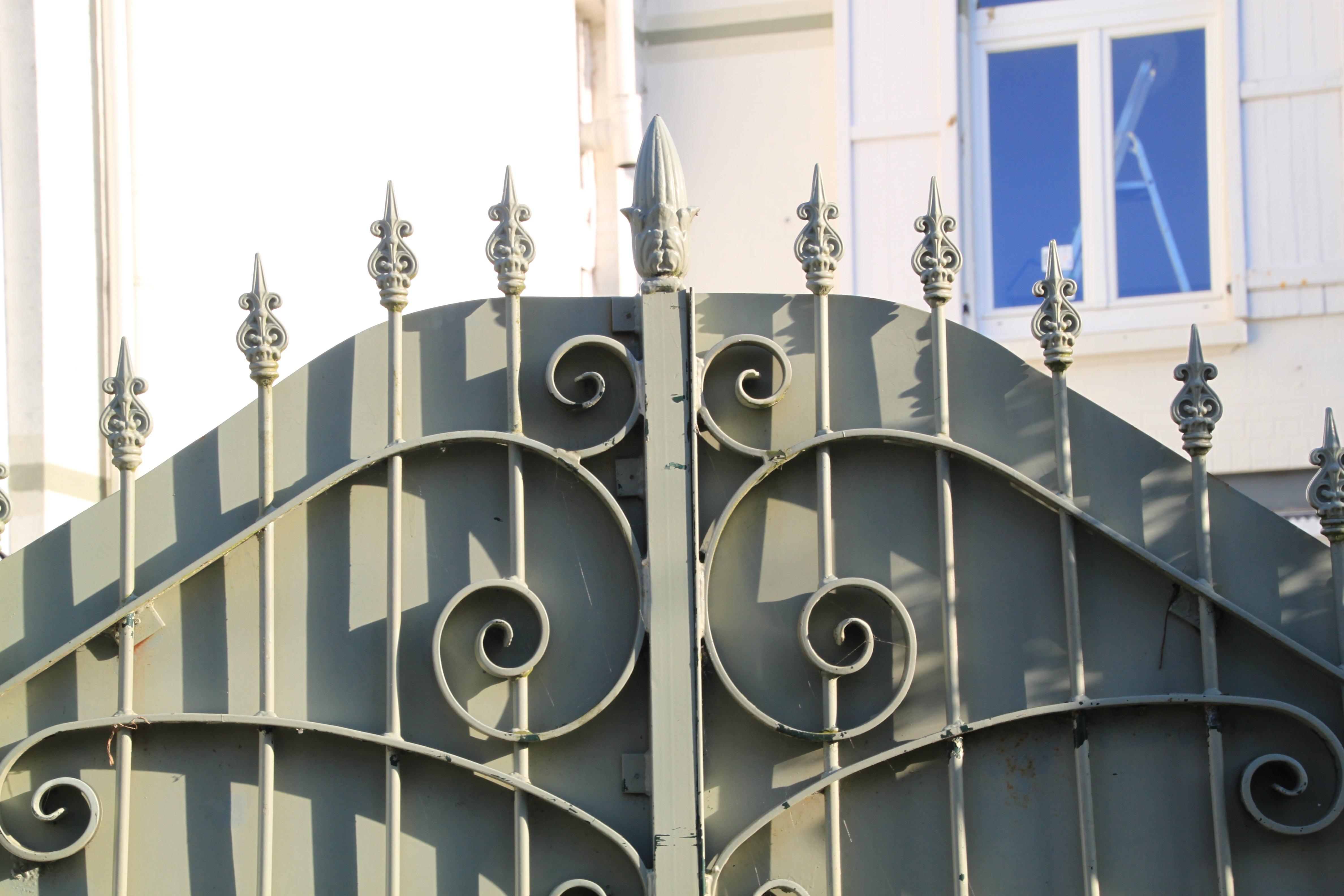 Kostenlose foto Zaun Architektur Fenster Gebäude Mauer