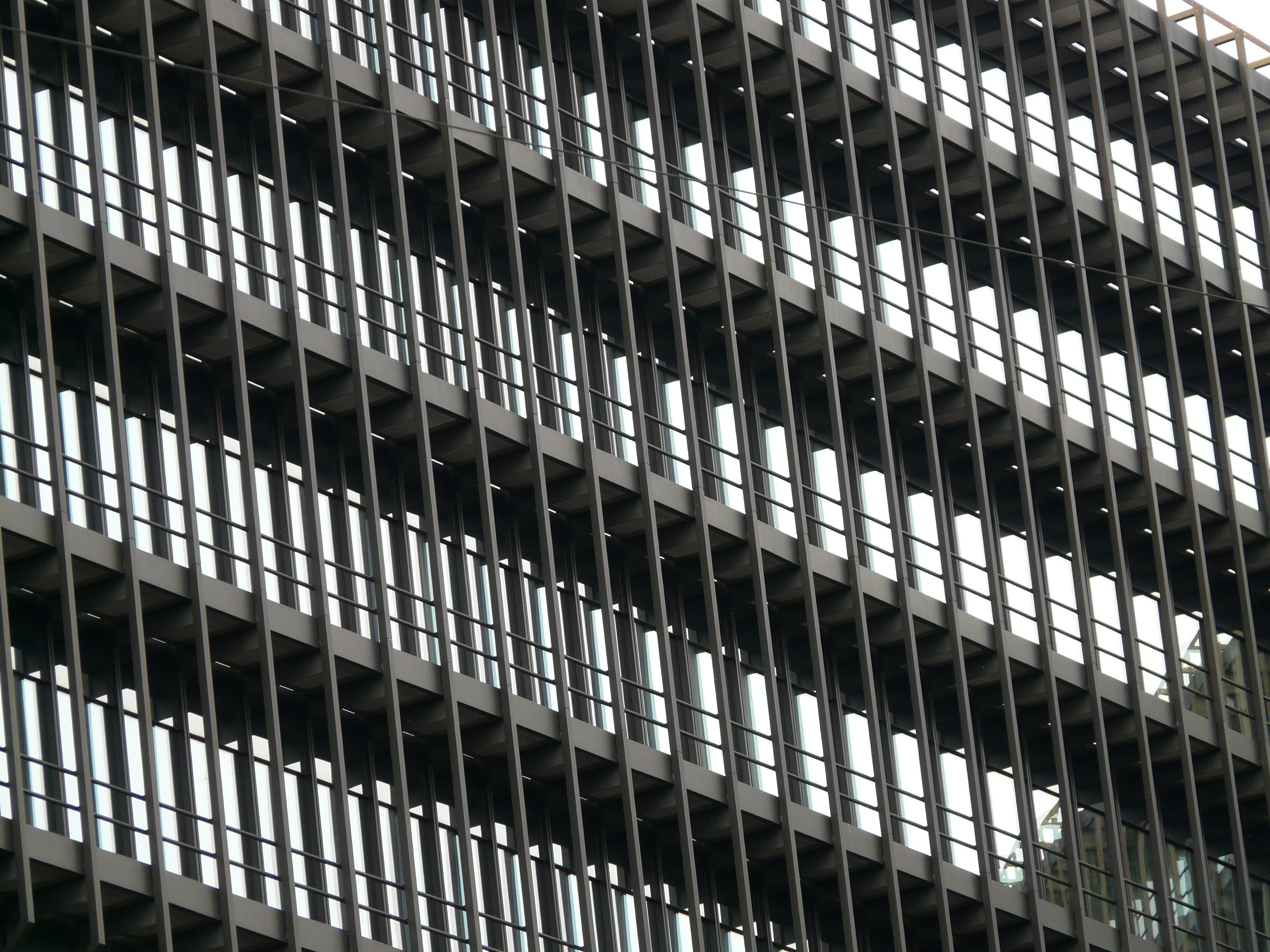 무료 이미지 : 울타리, 건축물, 창문, 유리, 건물, 무늬, 선, 금속 ...