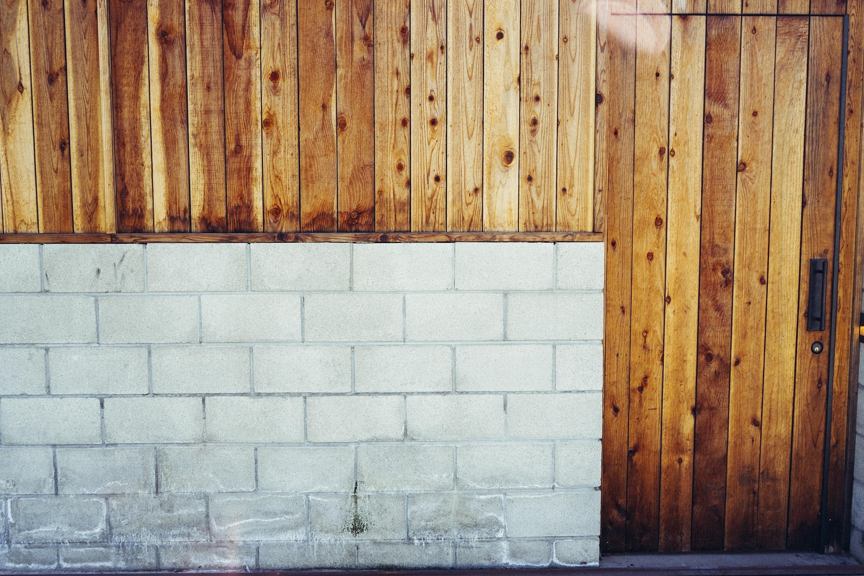 Exterior Wood Paneling Texture