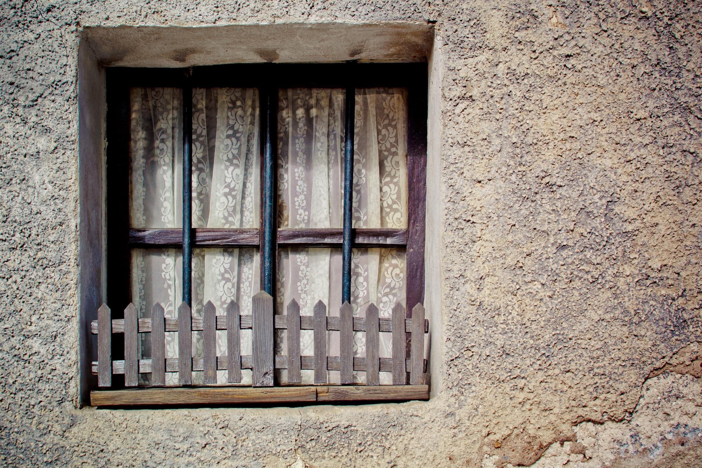 Fotos gratis : cerca, estructura, casa, vaso, antiguo, pared ...