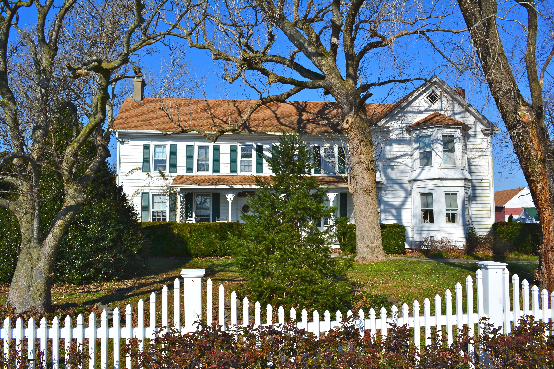 Kostenlose Foto Zaun Villa Haus Gebaude Zuhause Hutte