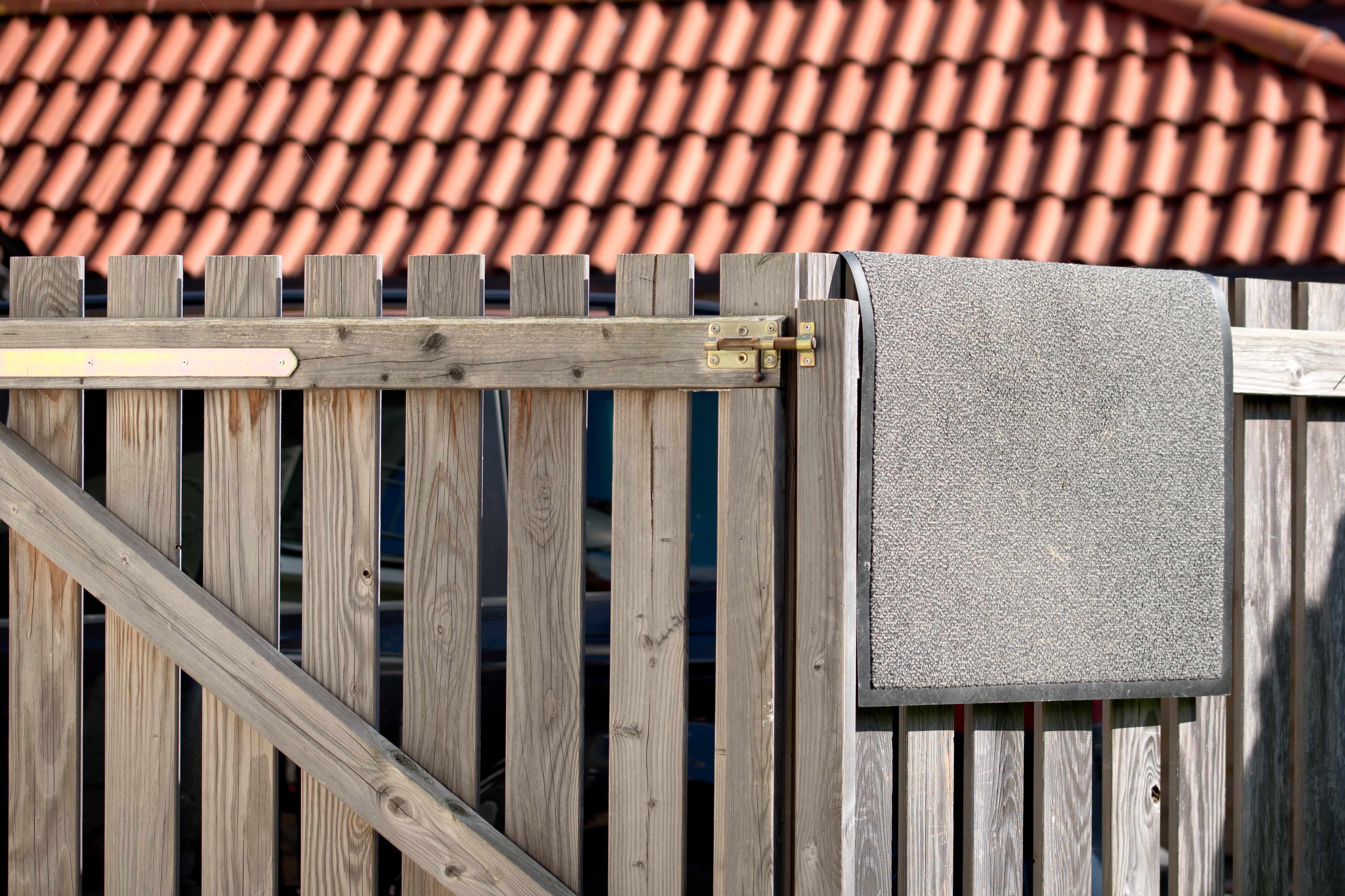 Kostenlose foto Zaun Holz Dach Zuhause Mauer Metall