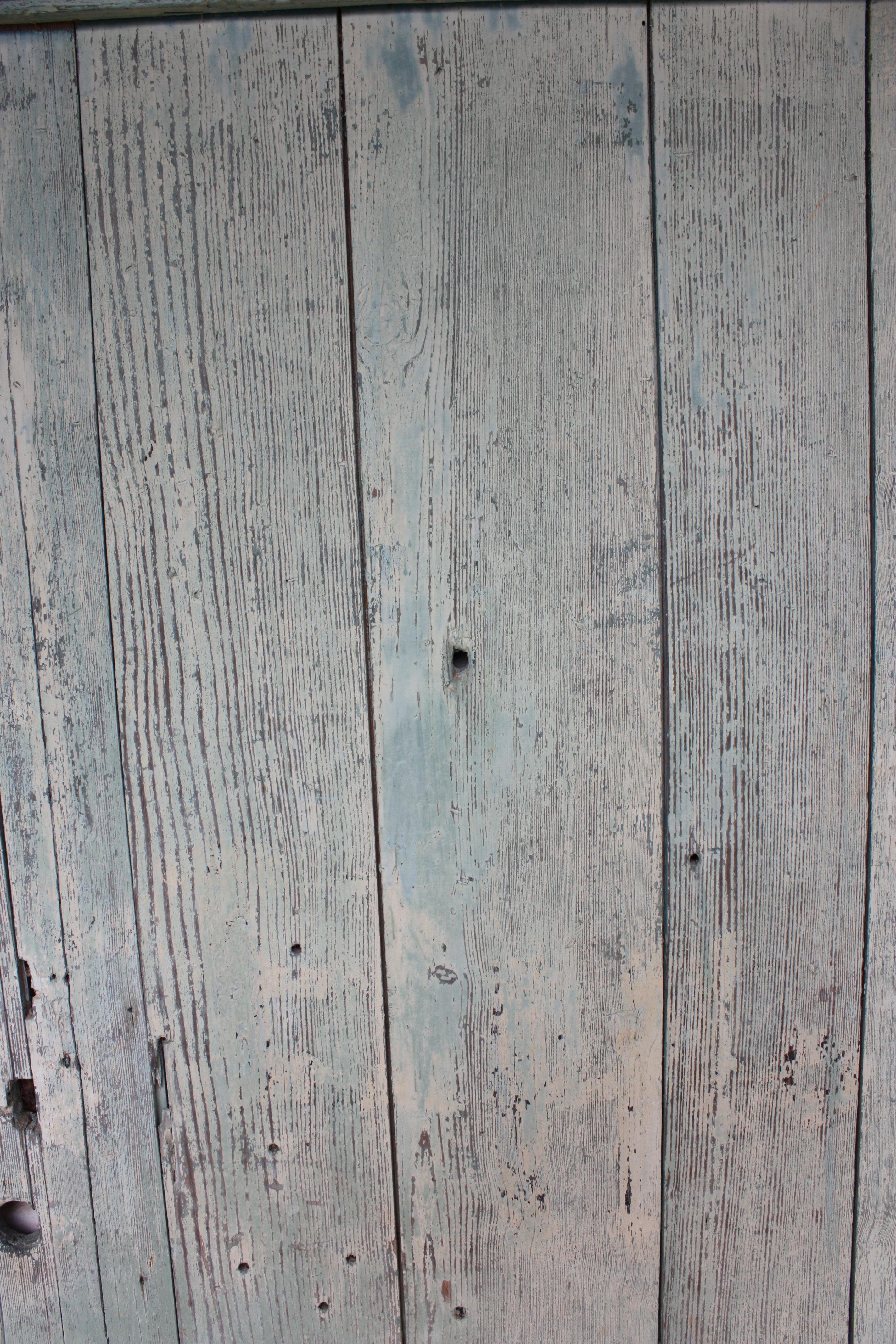 Fotos gratis : cerca, textura, tablón, piso, pared, azul, mueble ...
