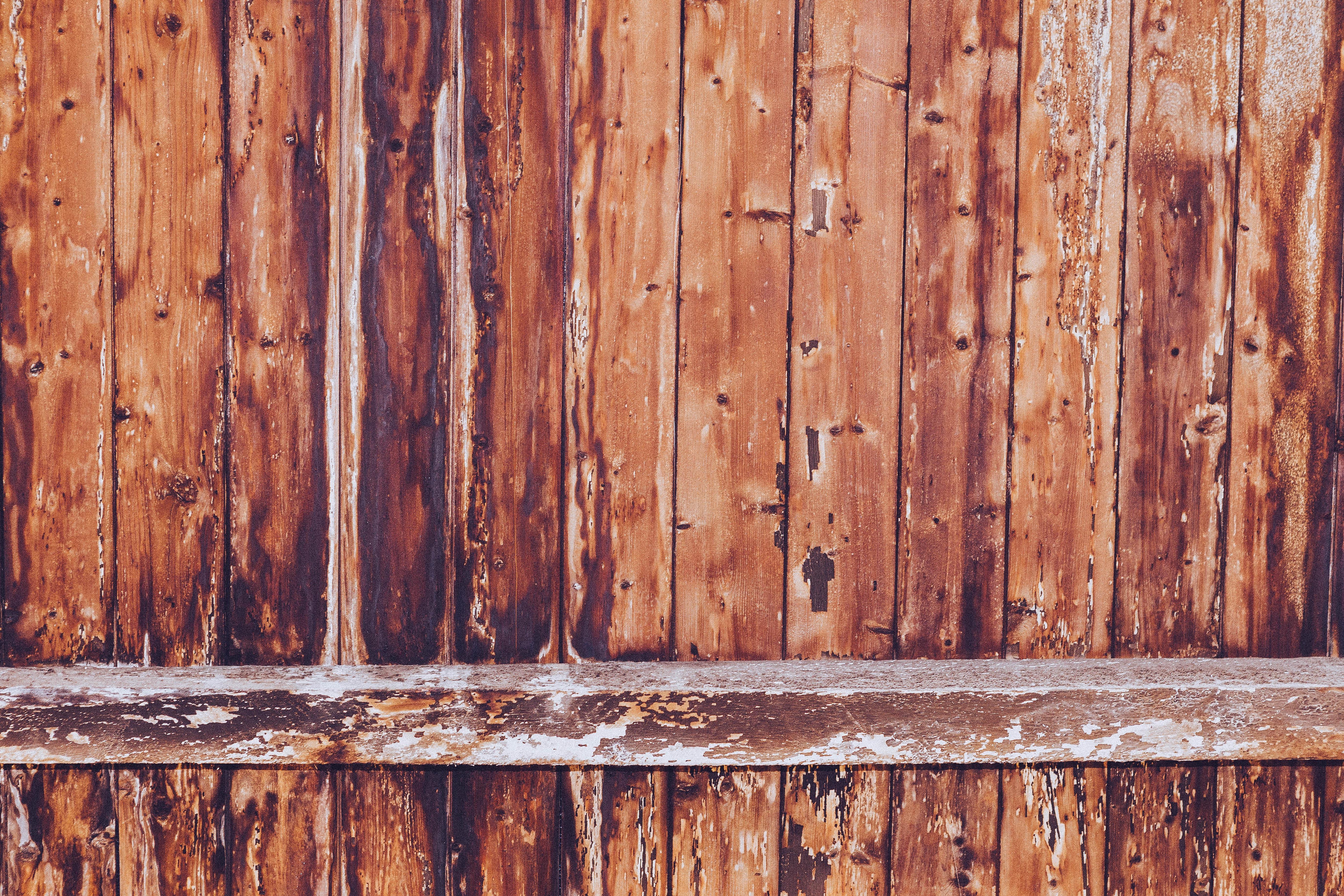 Images gratuites cl ture texture planche mur bois d - Mur de cloture en bois ...