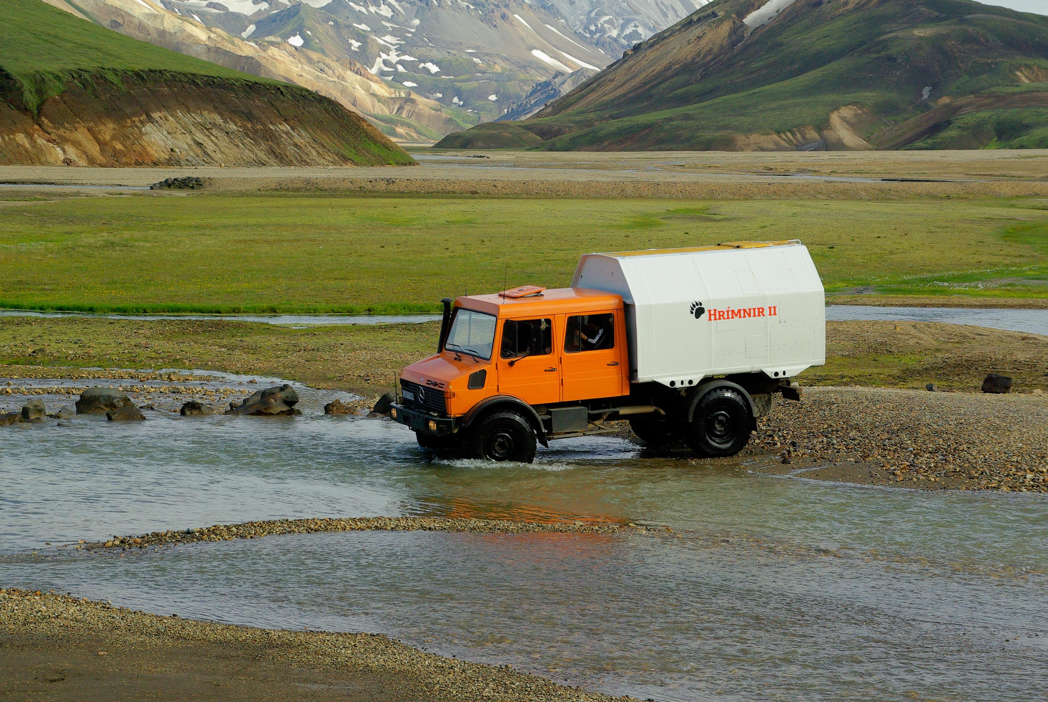 free images field adventure transport truck iceland agriculture torrent rural area all. Black Bedroom Furniture Sets. Home Design Ideas