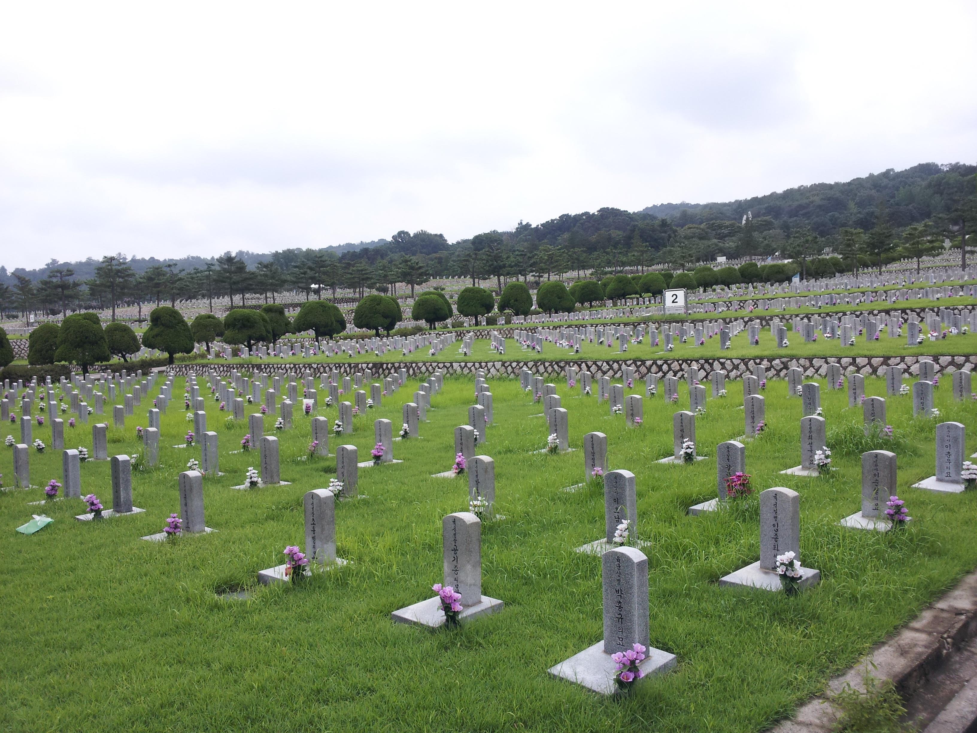 cánh đồng Nghĩa trang n: Xứng đáng Nghĩa trang quốc gia đặc điểm địa lý