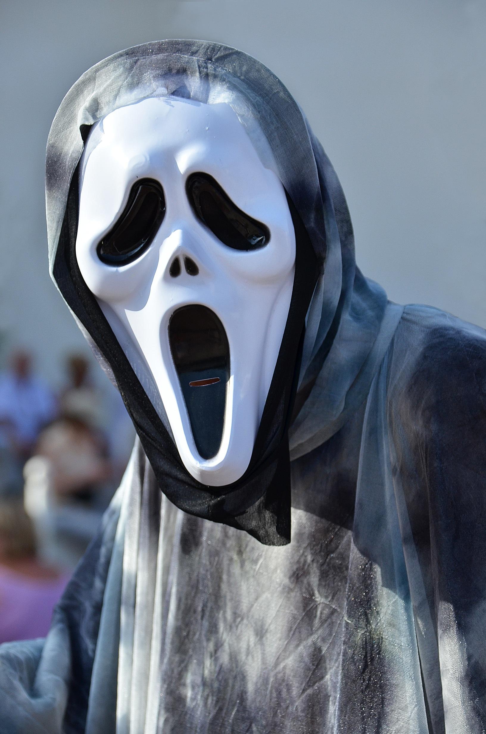 Картинки маска страха