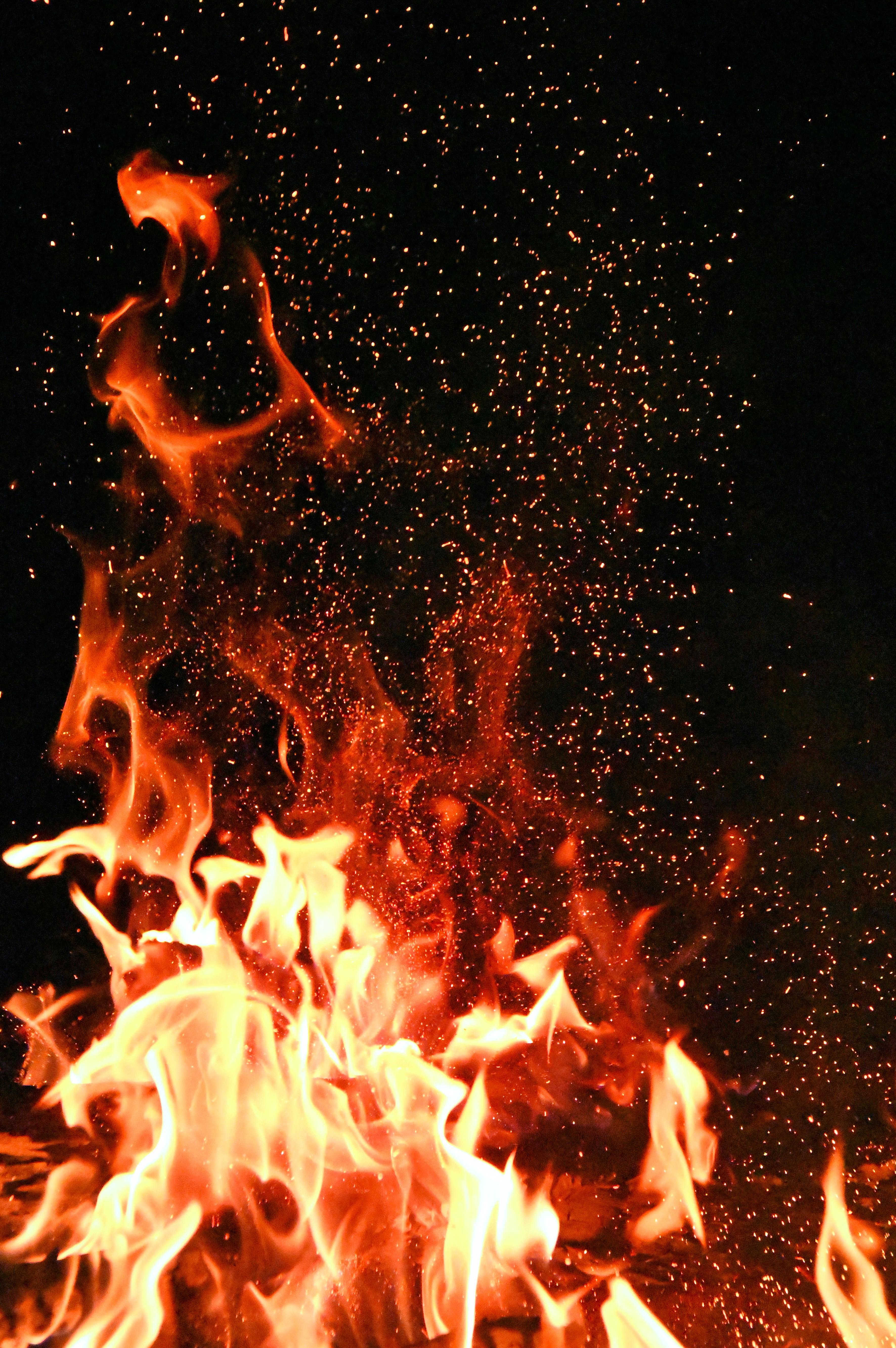 Красивые картинки с огня