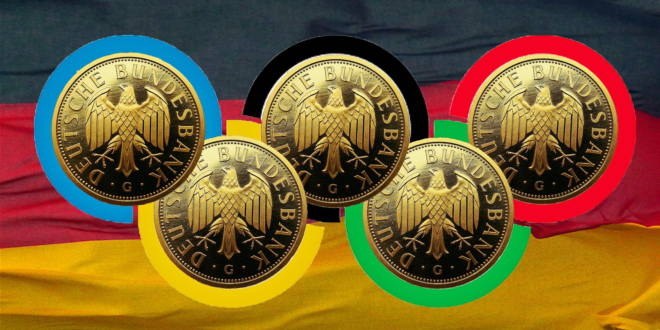 deutschland olympia