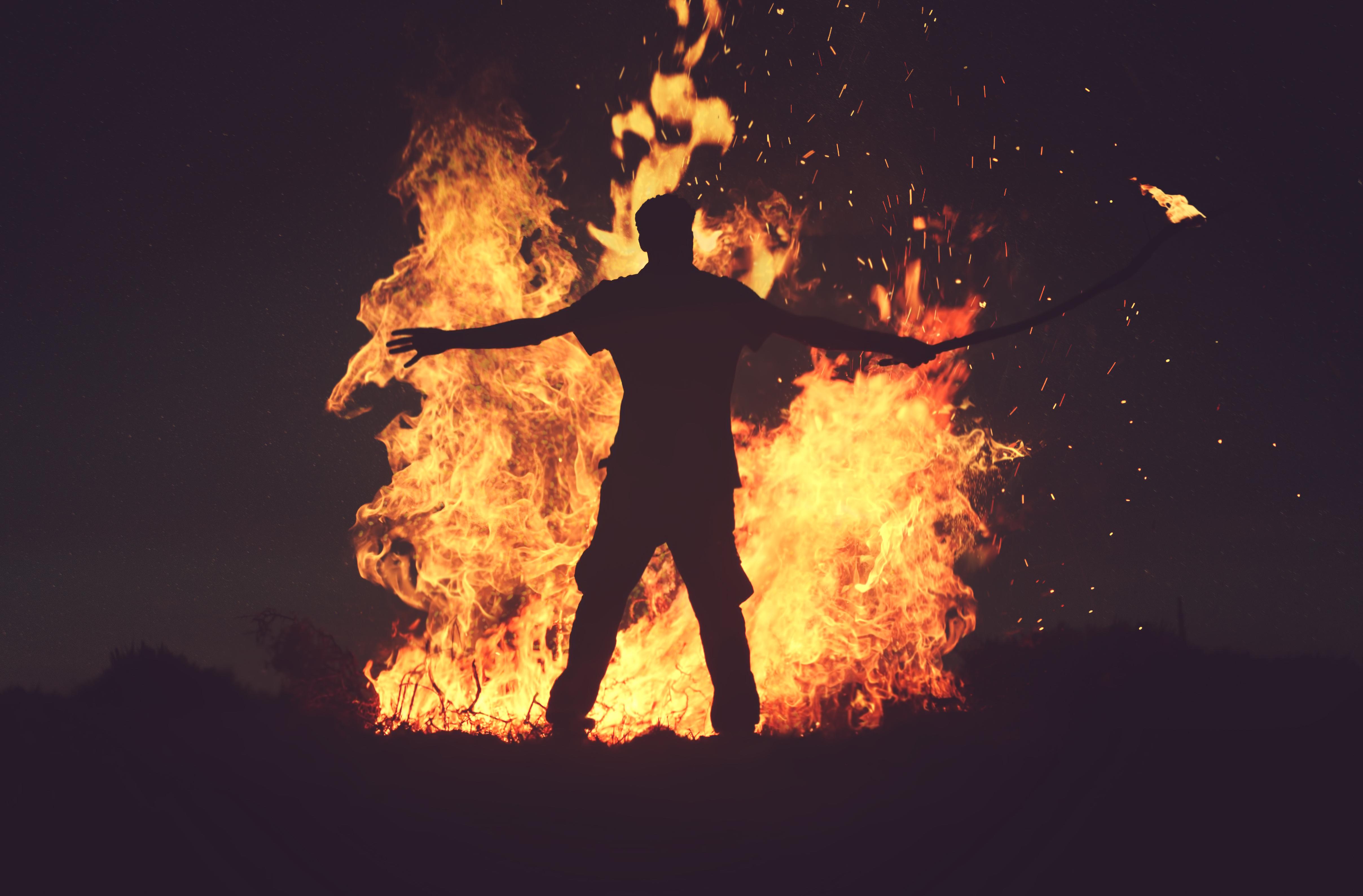 результаты картинки мужик огонь объекты вселенной взаимопроникают
