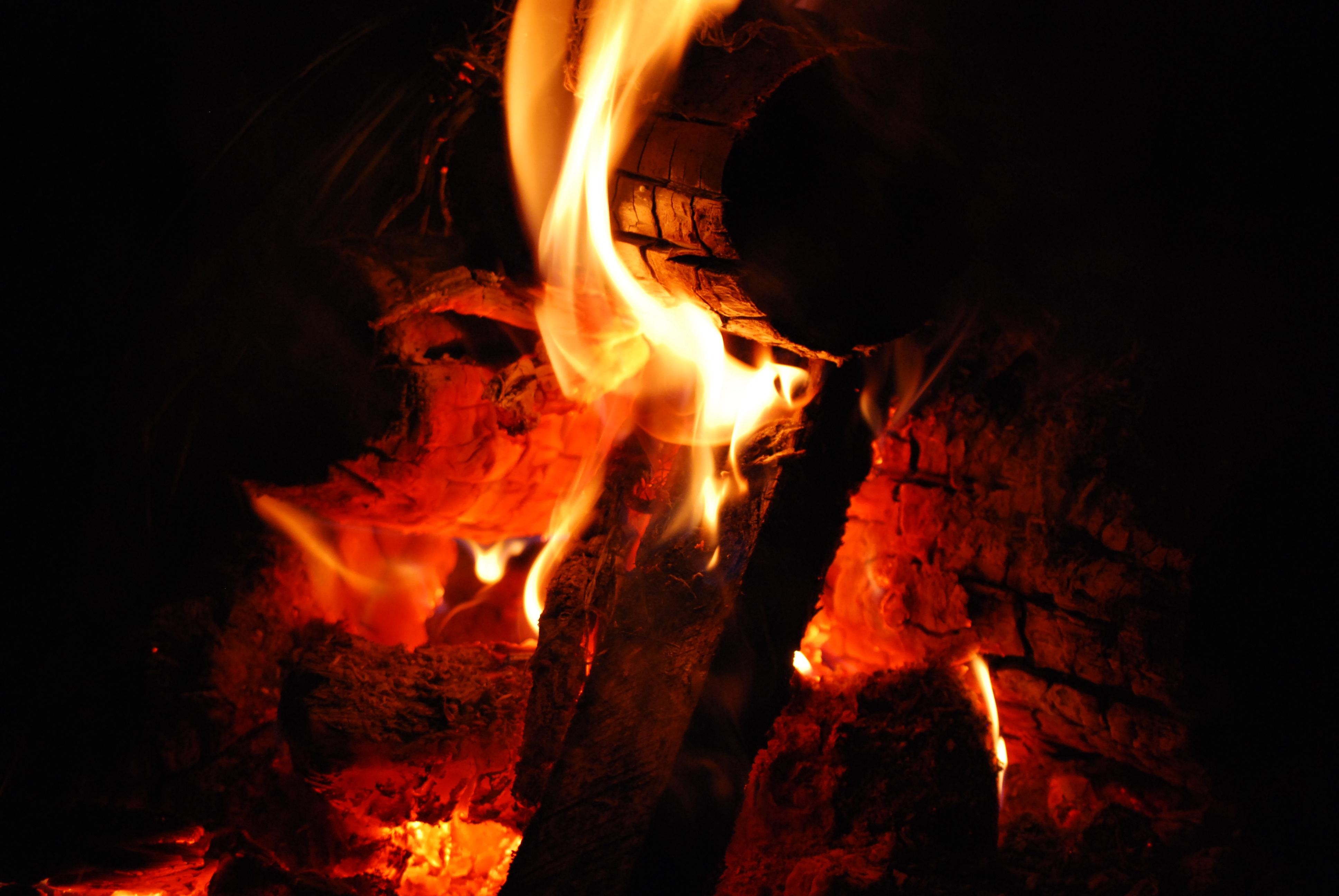 Использование огня картинки