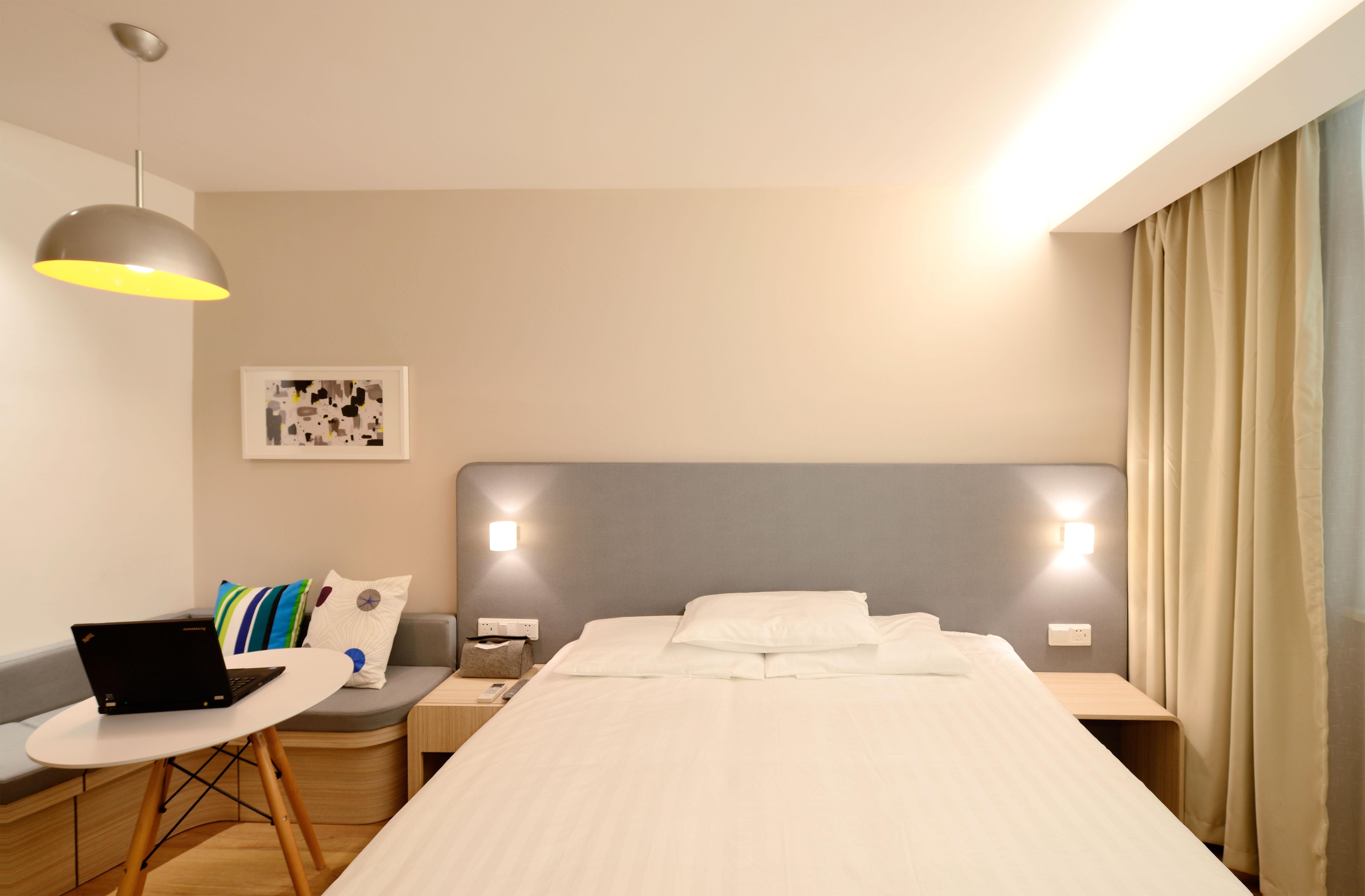 hotel bedroom lighting. Floor Ceiling Cottage Property Room Lighting Bedroom Apartment Interior Design Hotel New Suite Real Estate I