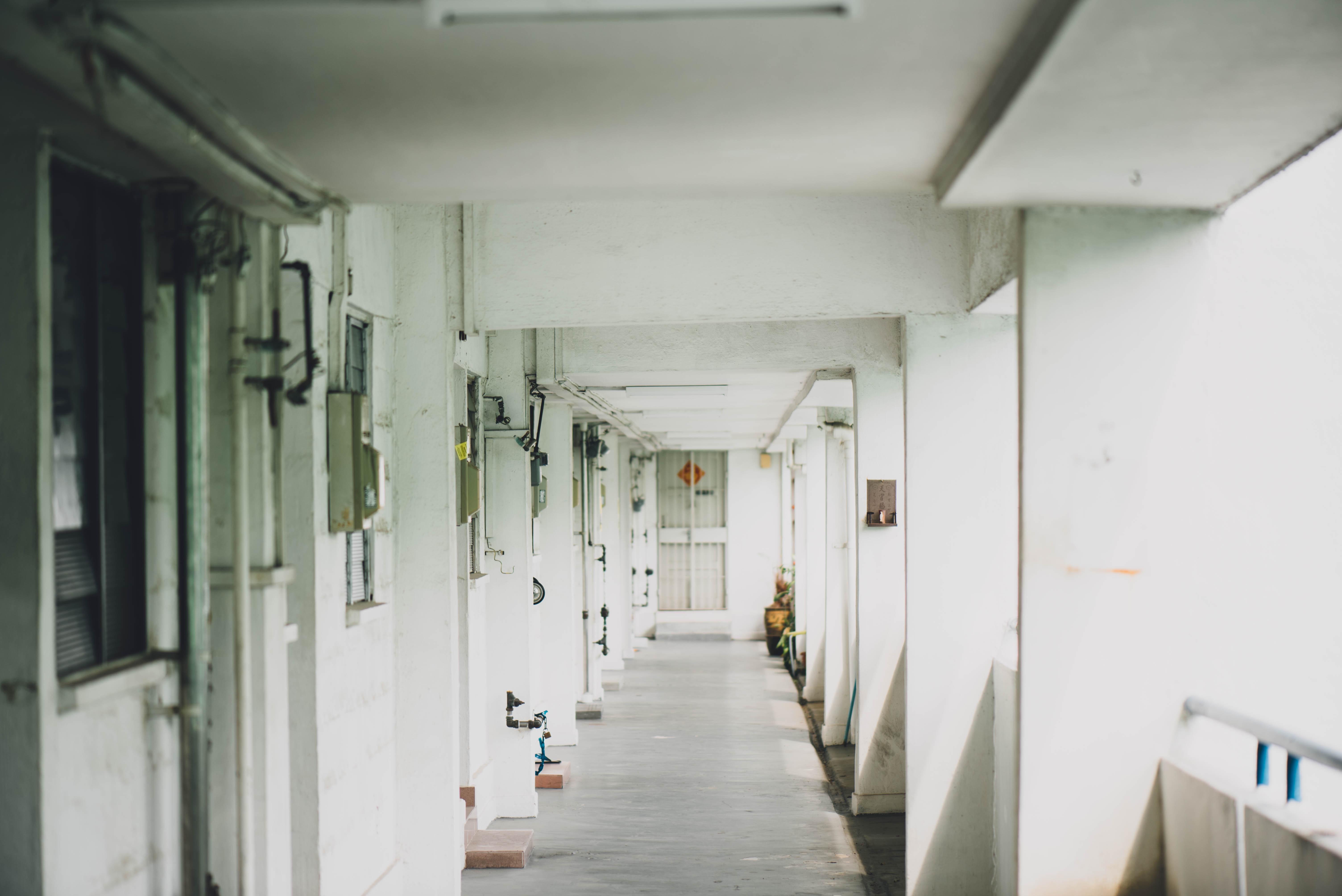 Kostenlose foto : Stock, Halle, Drinnen, Tür, Innenarchitektur ...