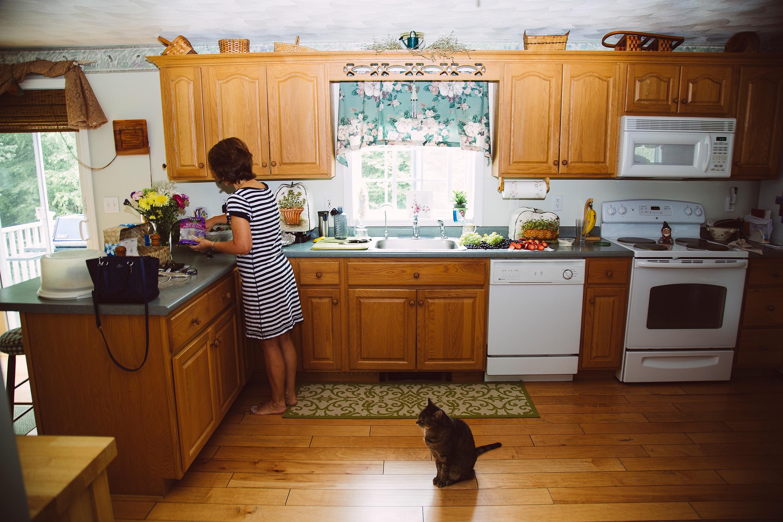 Fotos gratis : piso, casa, comida, cabaña, cocina, propiedad ...