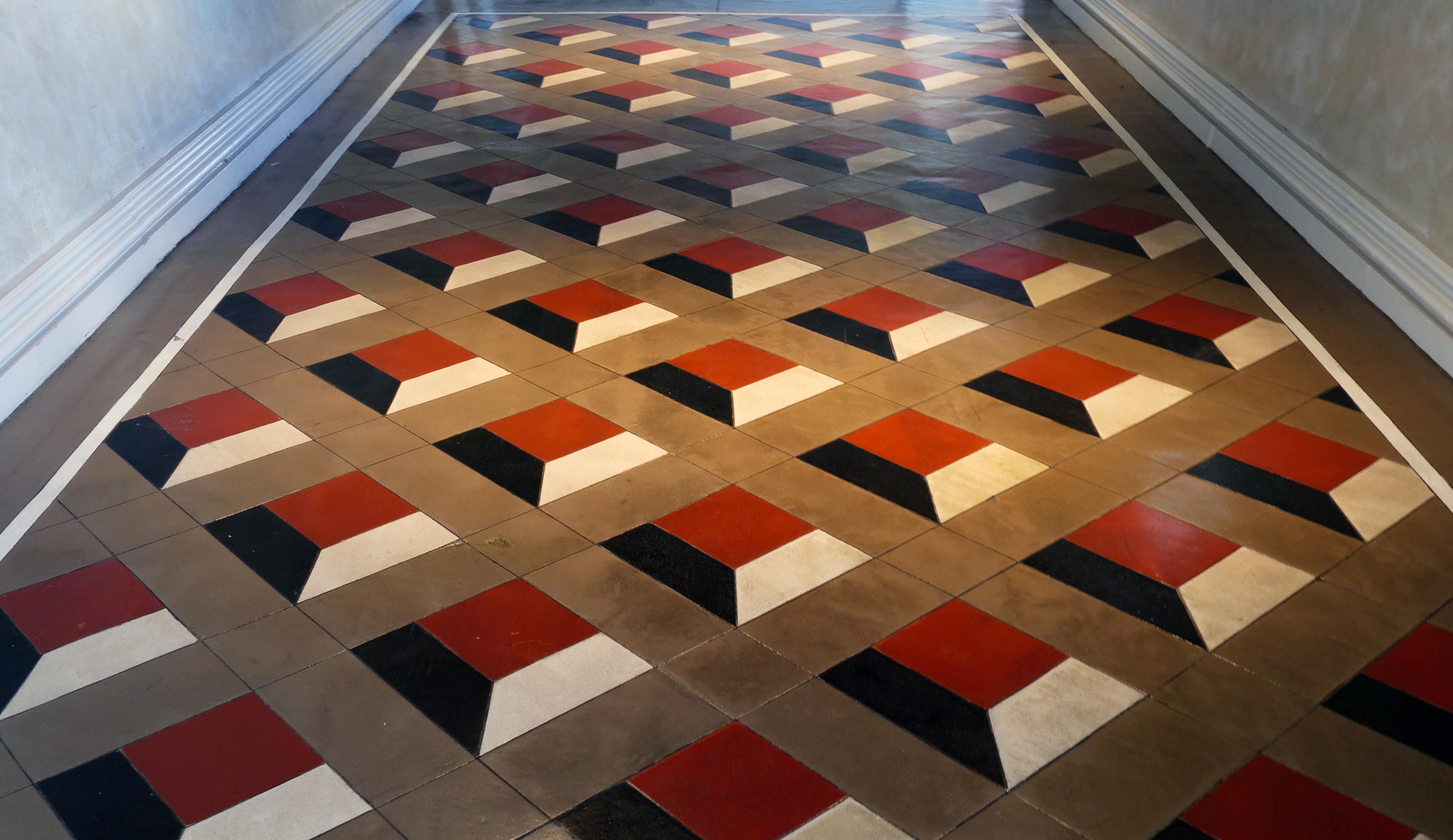 Gratis Billeder Etage Mnster Farve Flise Materiale Cirkel Tekstil Kunst Design