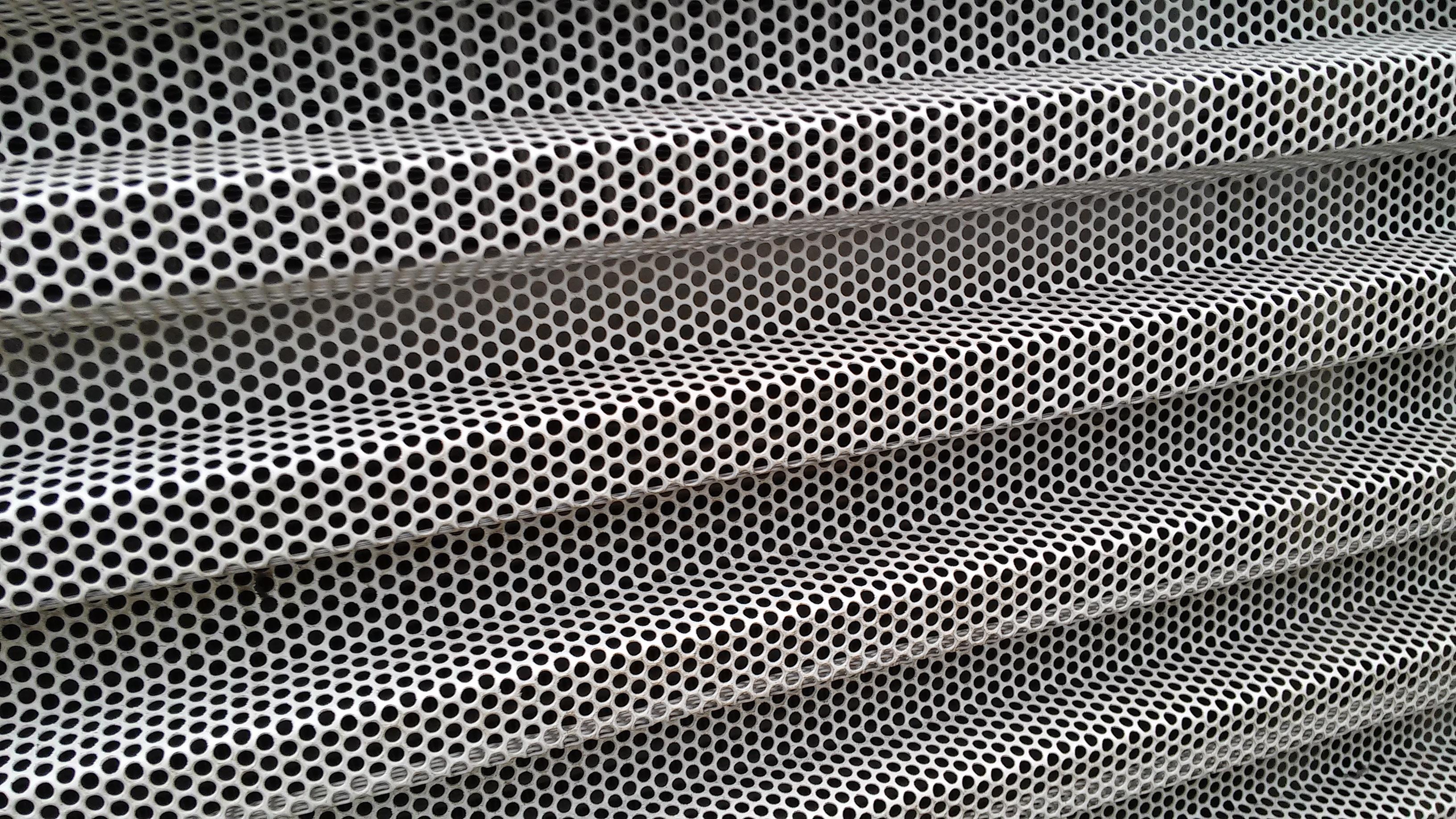 Bildet Gulv M 248 Nster Linje Metall Materiale Bakgrunn
