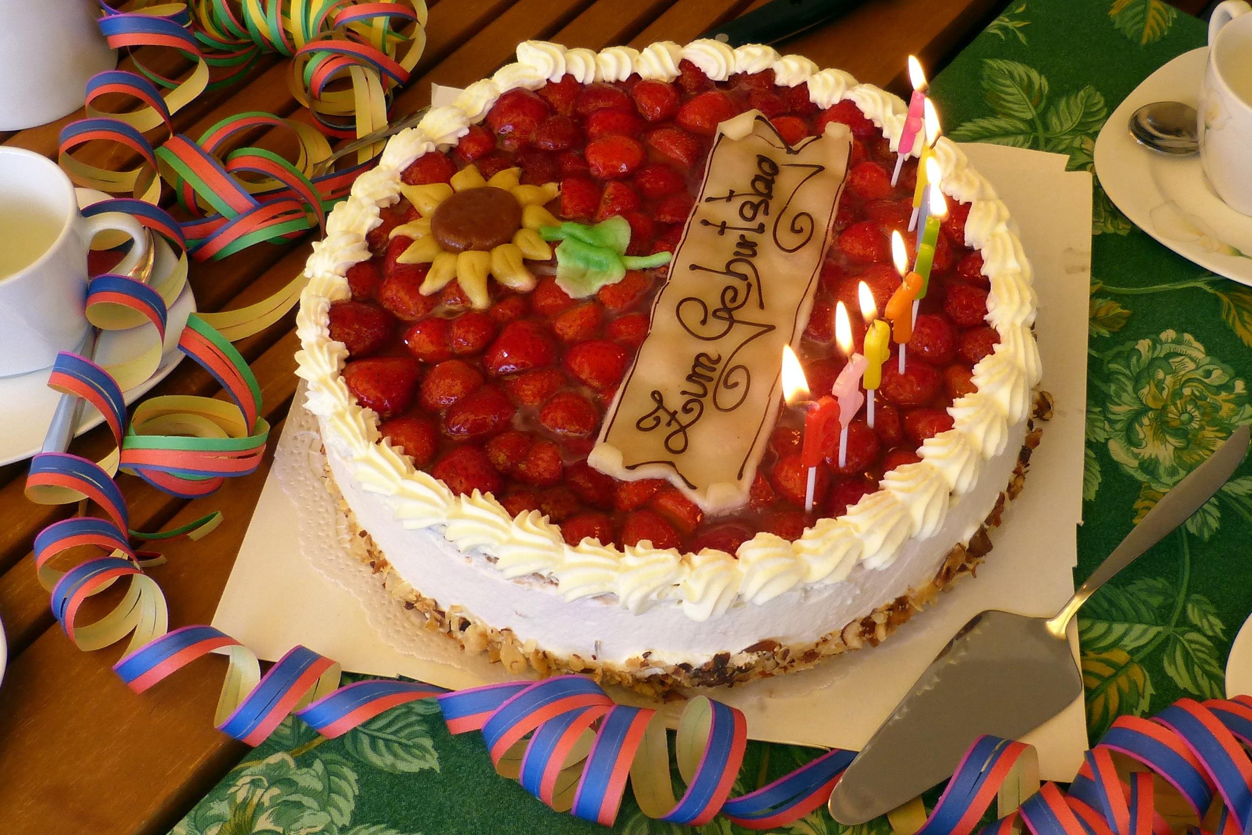 Fotos Gratis Flor Celebracion Comida Postre