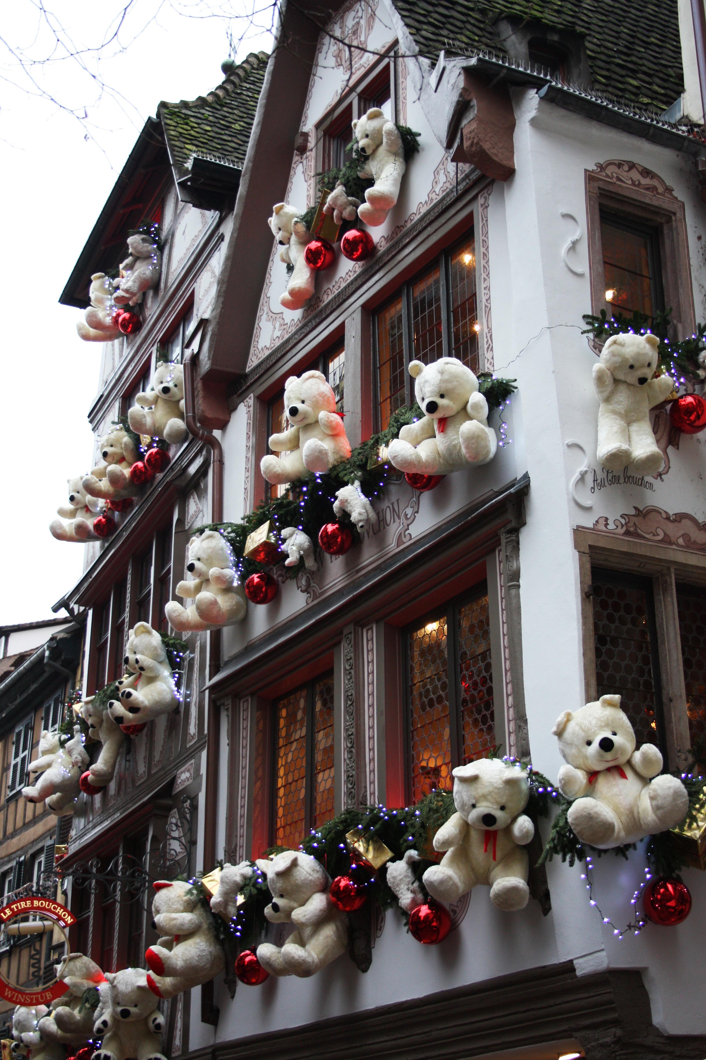 Images Gratuites Fleur Decoration De Noel Tombeau Strasbourg