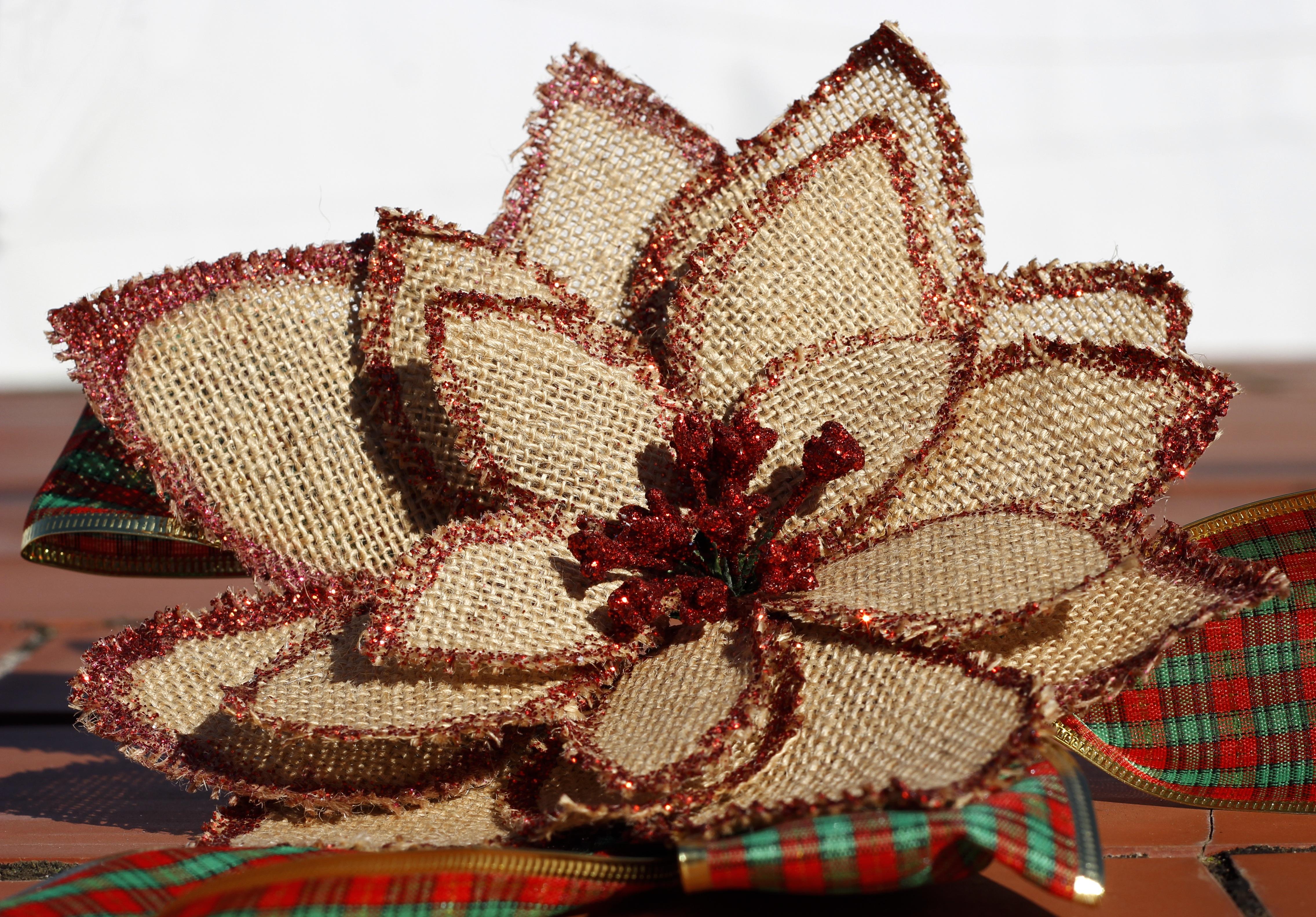 Fotos gratis : flor, decoración, patrón, arte, Navidad, material ...