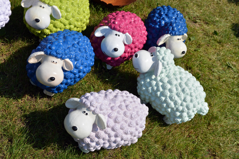 Kostenlose foto blume dekoration schaf bunt spielzeug h keln textil kunst schneemann - Deco jardin mouton toulon ...