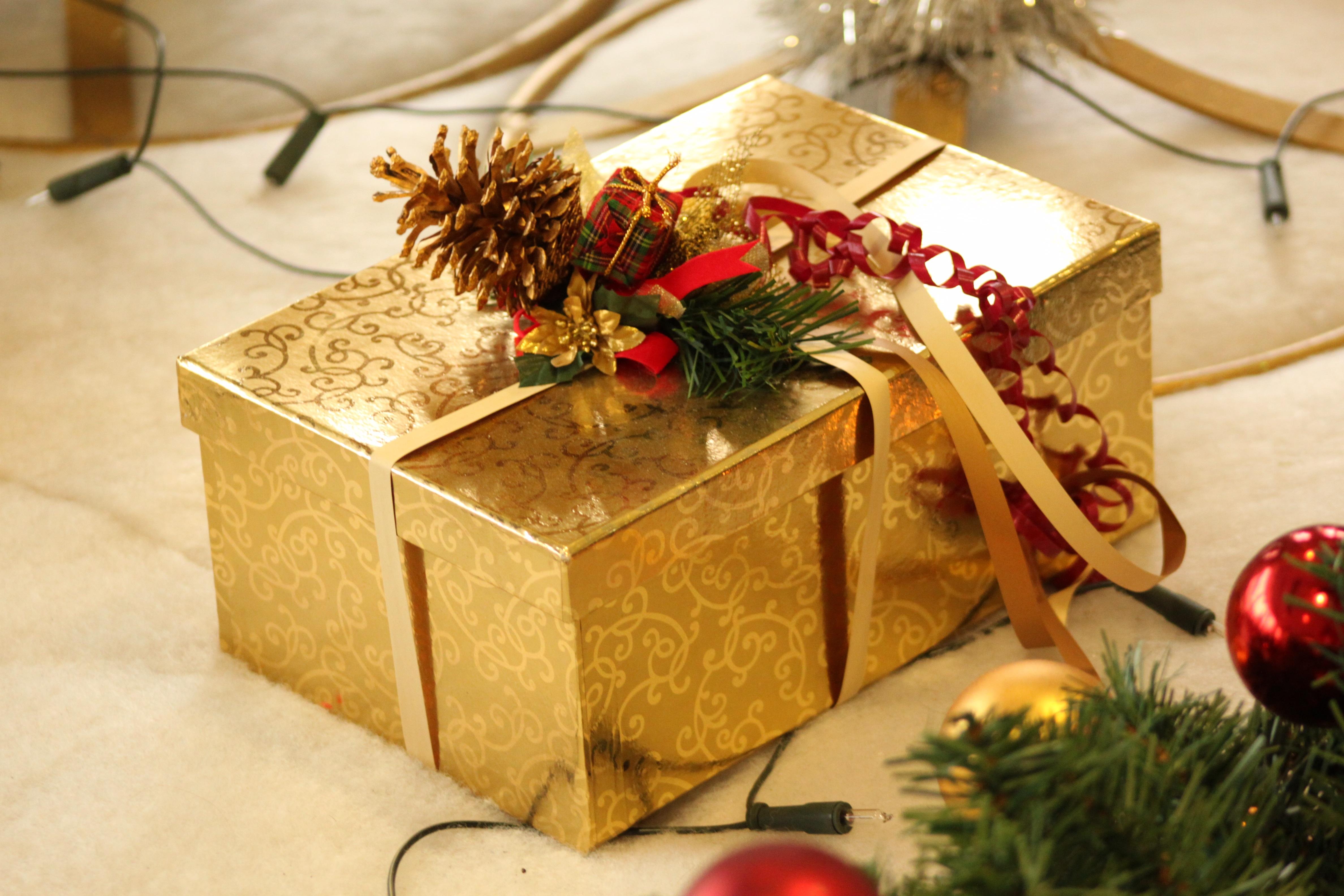 Kostenlose Foto Blume Geschenk Dekoration Weihnachten