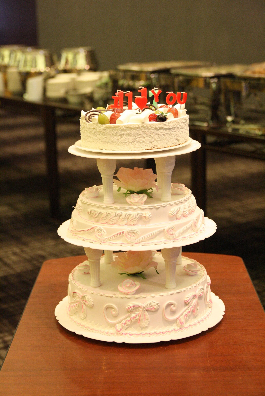 flor amor comida postre boda matrimonio pastel formacin de hielo fiesta pastel de boda torta crema