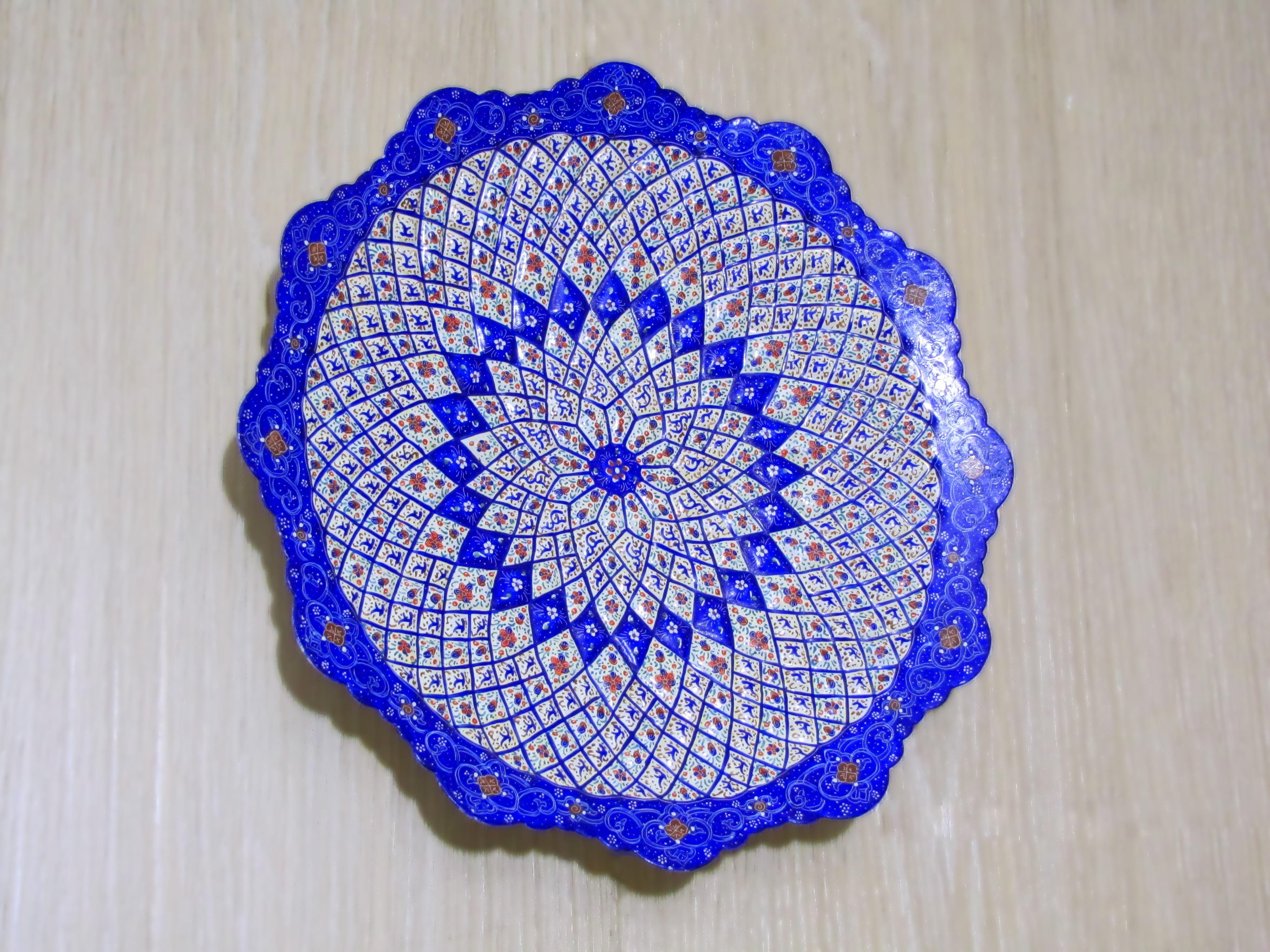 Kostenlose foto : Blume, Muster, blau, Material, häkeln, Textil ...