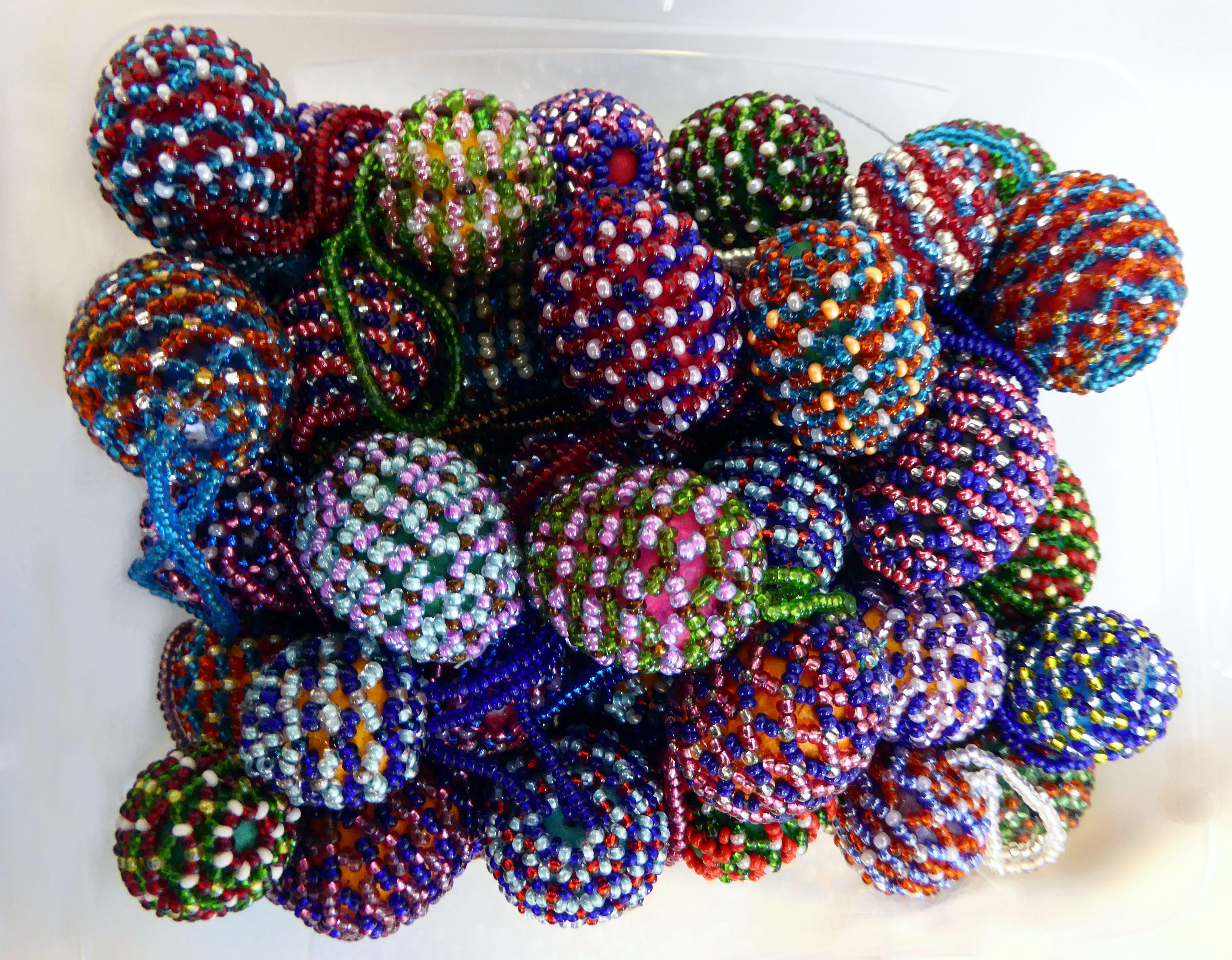 pärlor mönster gratis