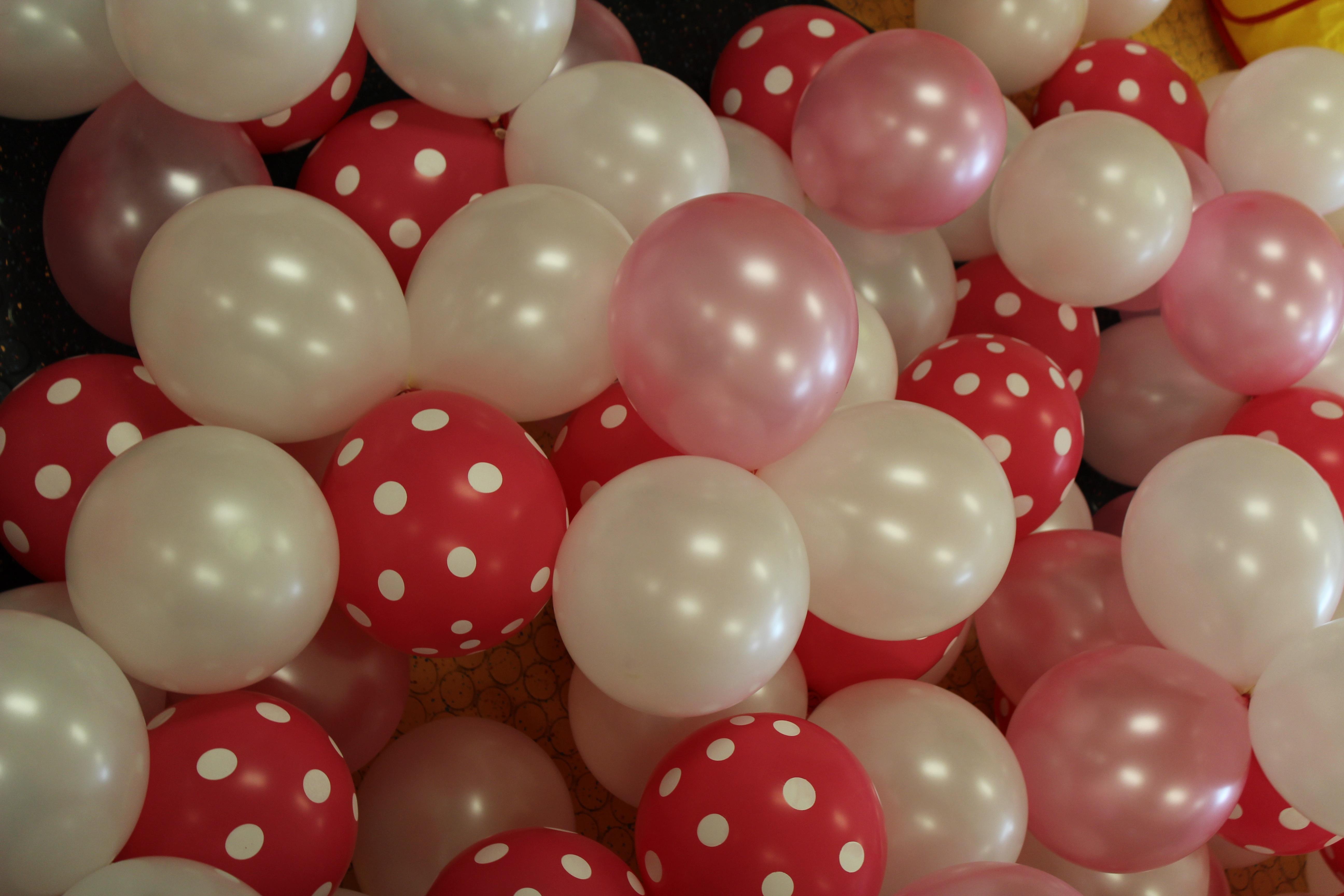 много красивых шариков фото