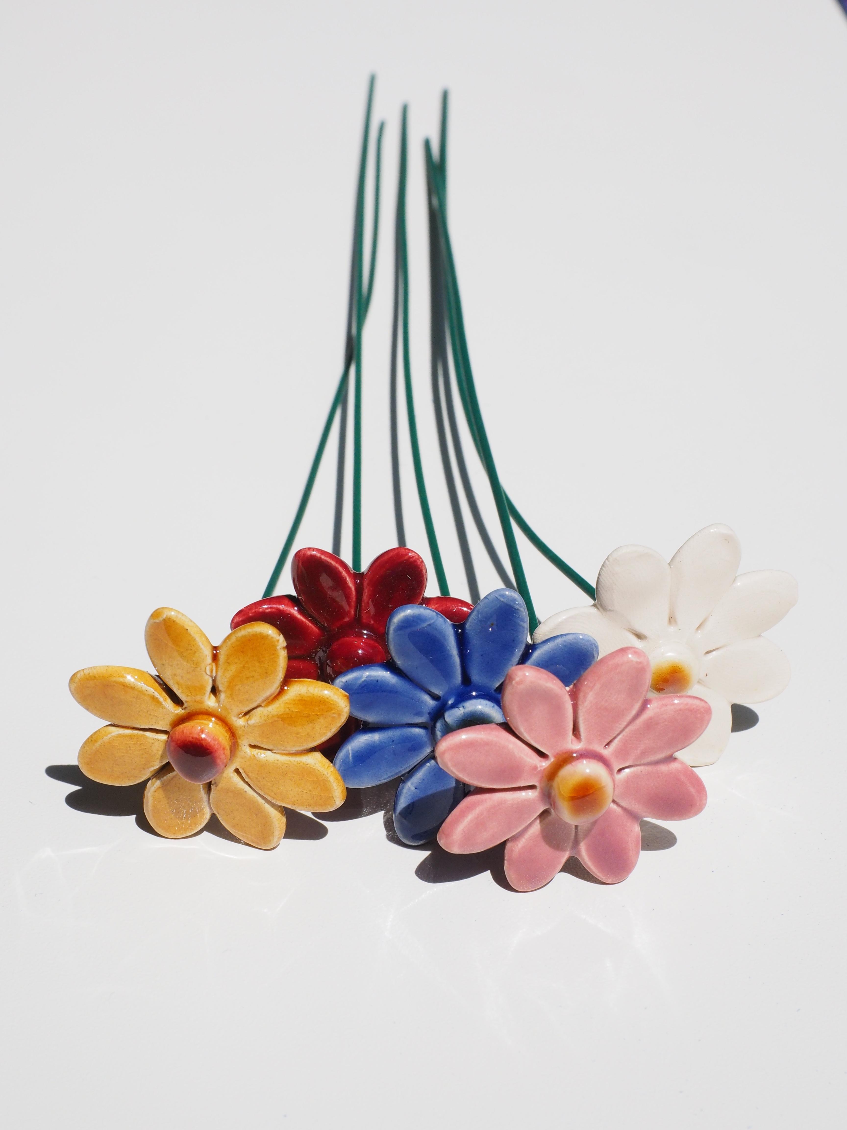 Gambar Ilustrasi Bunga Bunga Iluszi